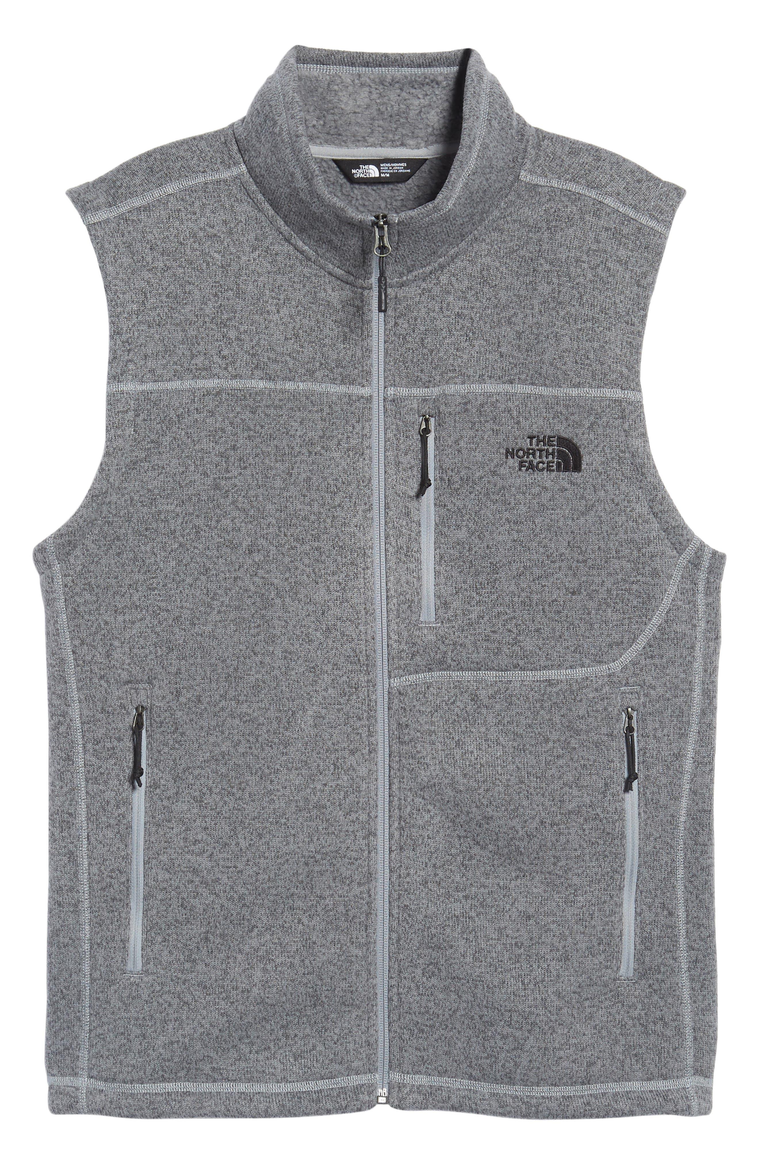 Gordon Lyons Zip Fleece Vest,                             Alternate thumbnail 22, color,