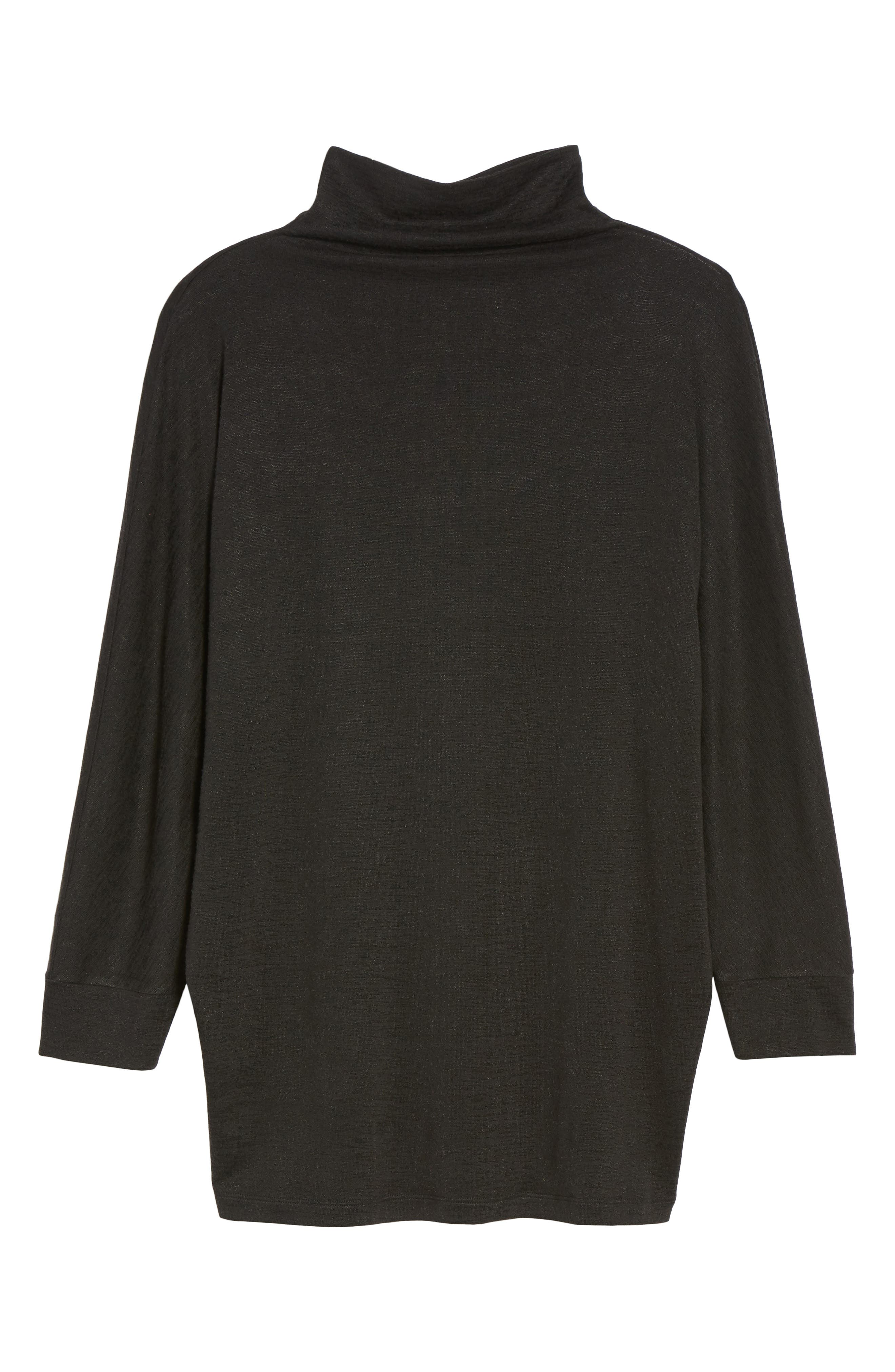 Every Occasion Mockneck Top,                             Alternate thumbnail 6, color,                             004
