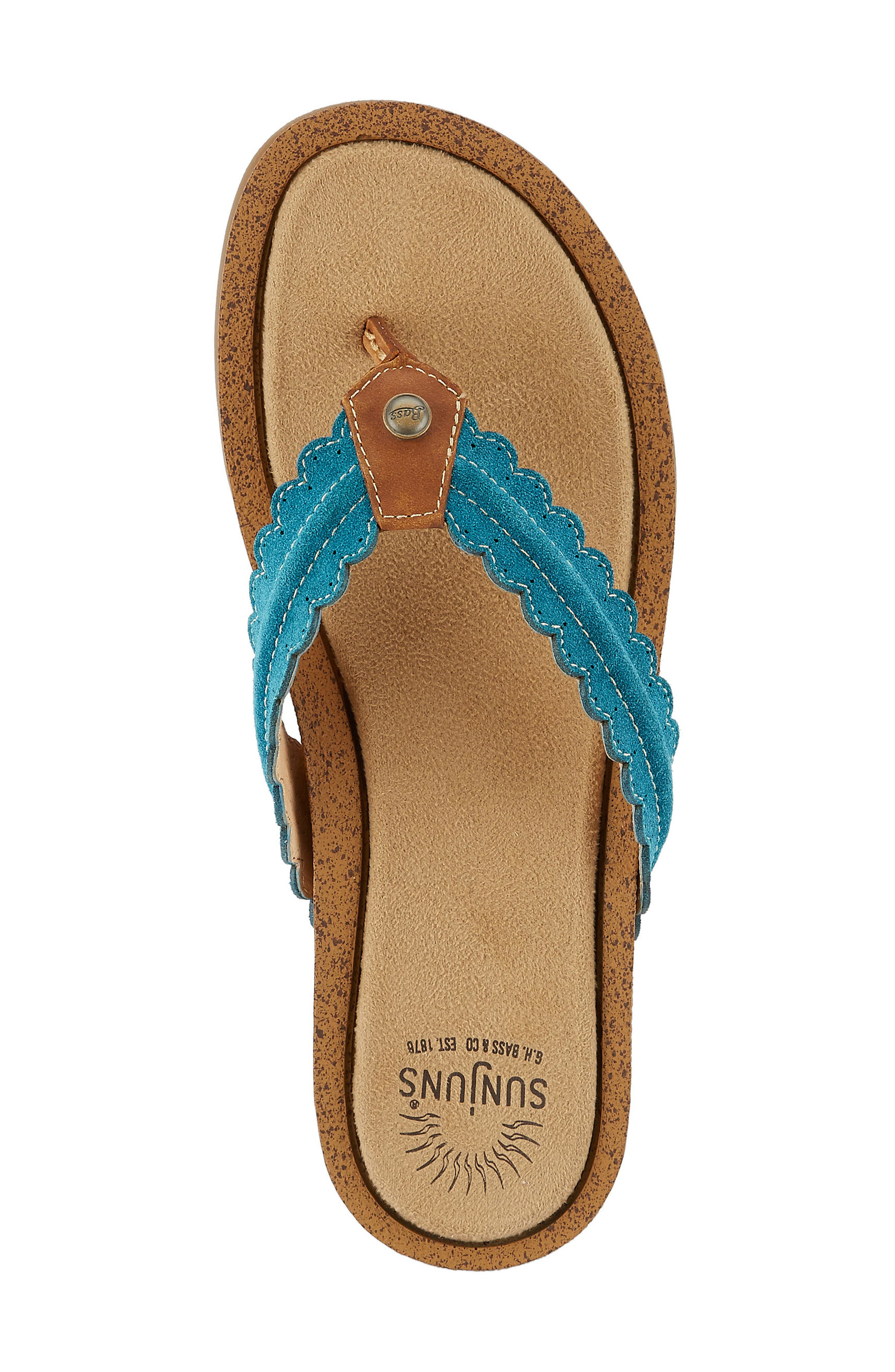 G.H. Bass and Co. Samantha Thong Sandal,                             Alternate thumbnail 14, color,