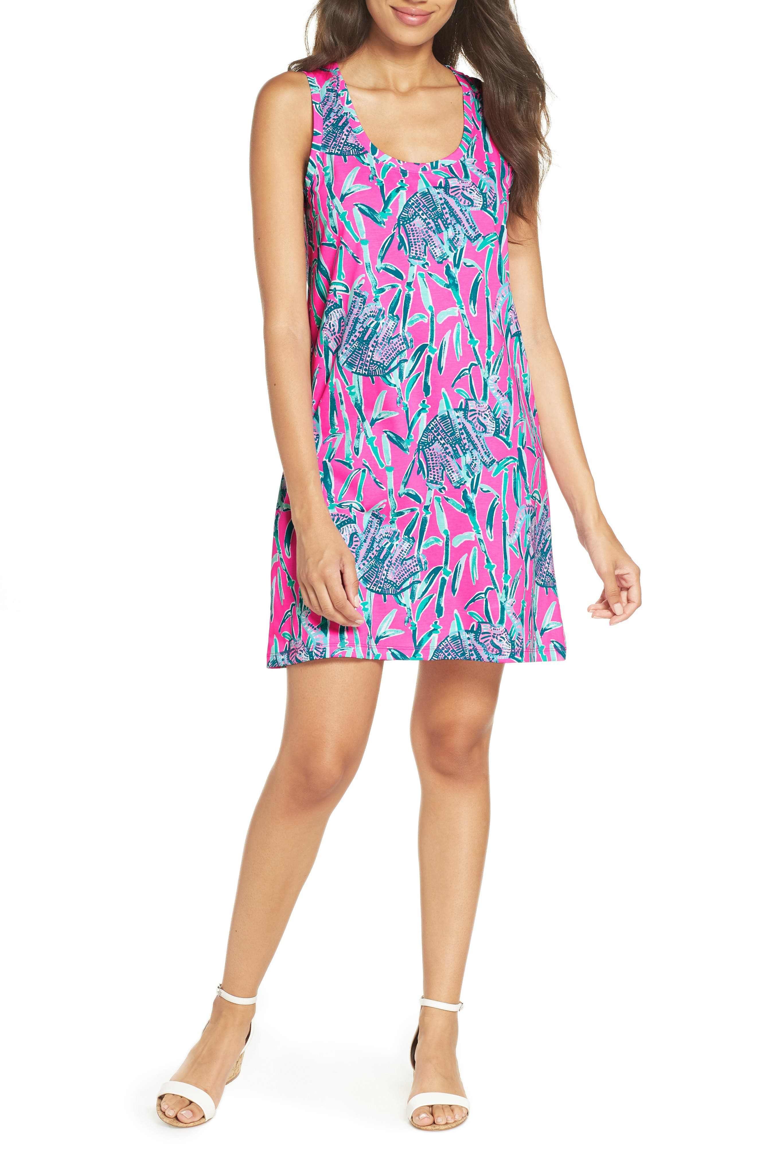Lilly Pulitzer Raylee Shift Dress, Pink