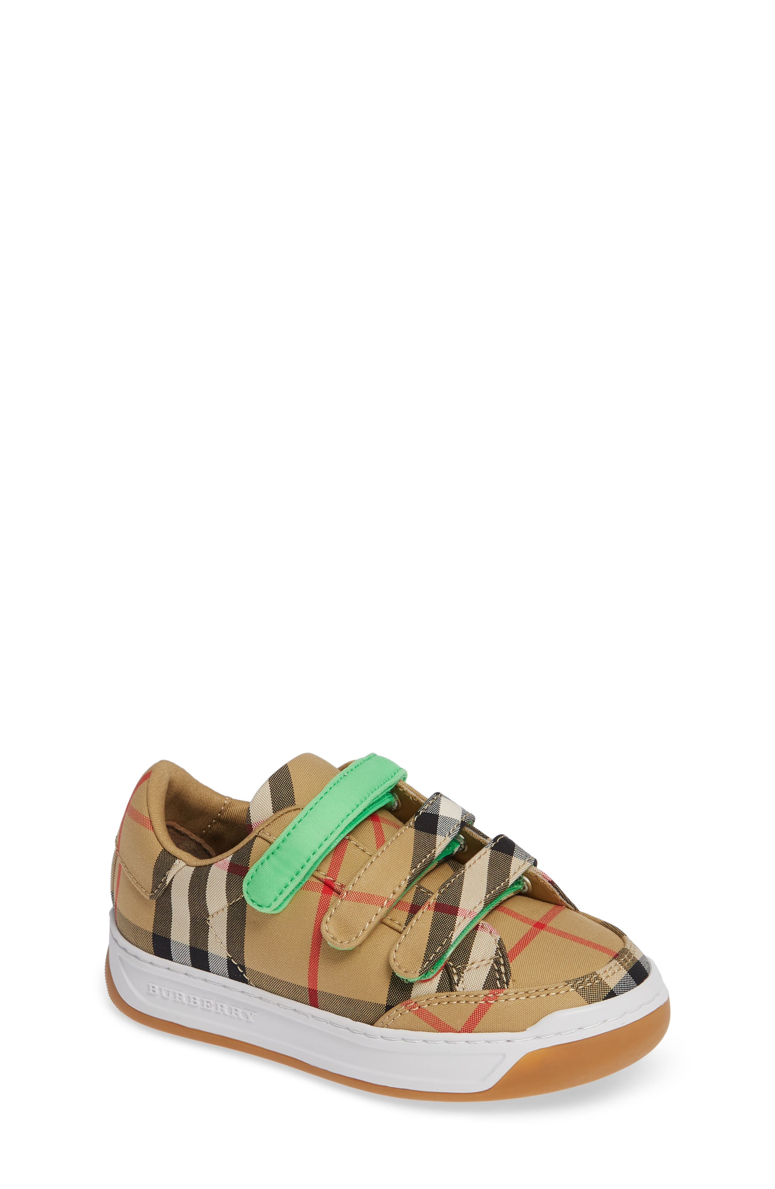 Groves Low Top Sneaker,                             Main thumbnail 1, color,                             NEON GREEN