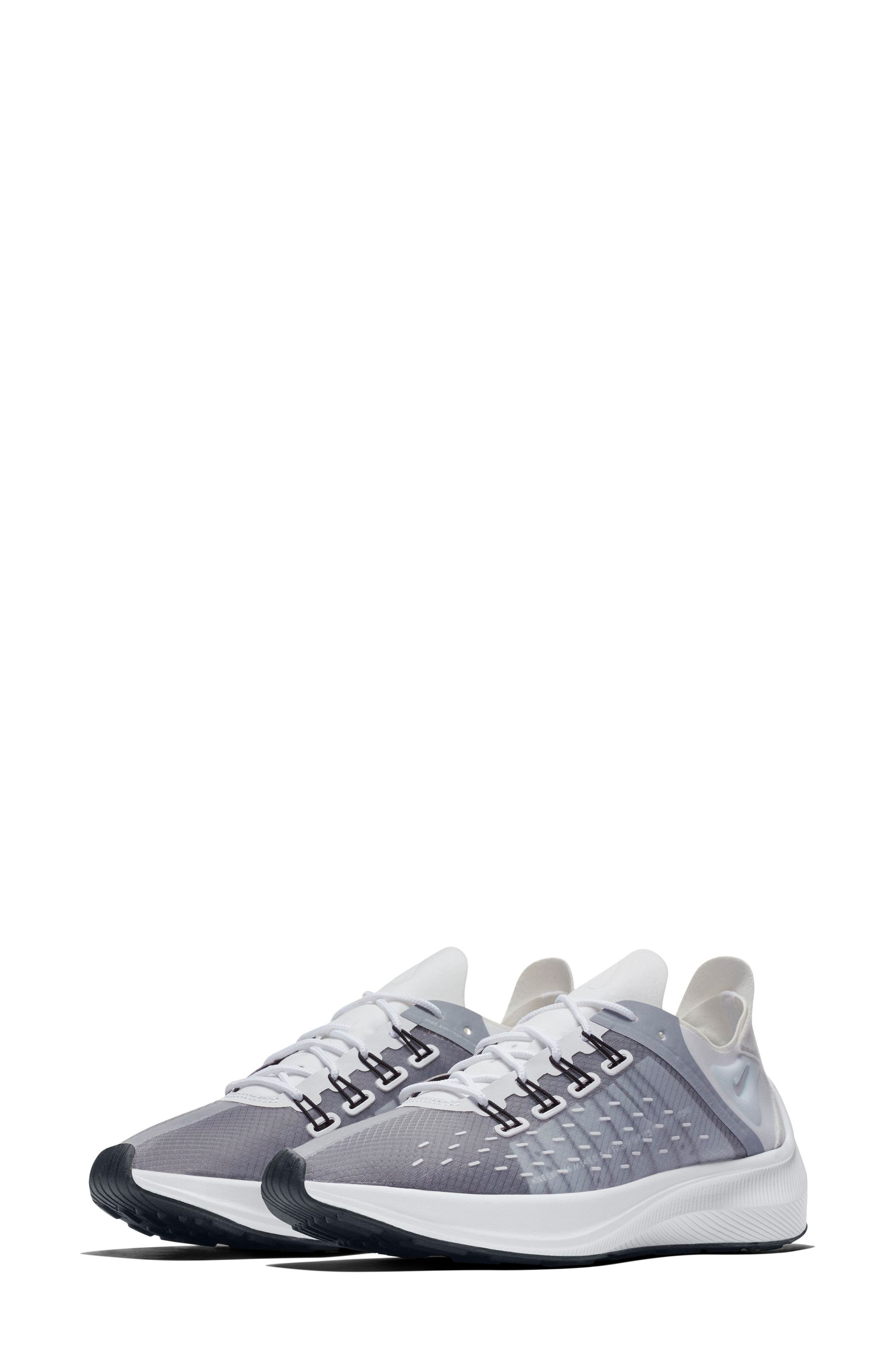 EXP-X14 Sneaker,                             Main thumbnail 1, color,                             WHITE/ WOLF GREY/ BLACK