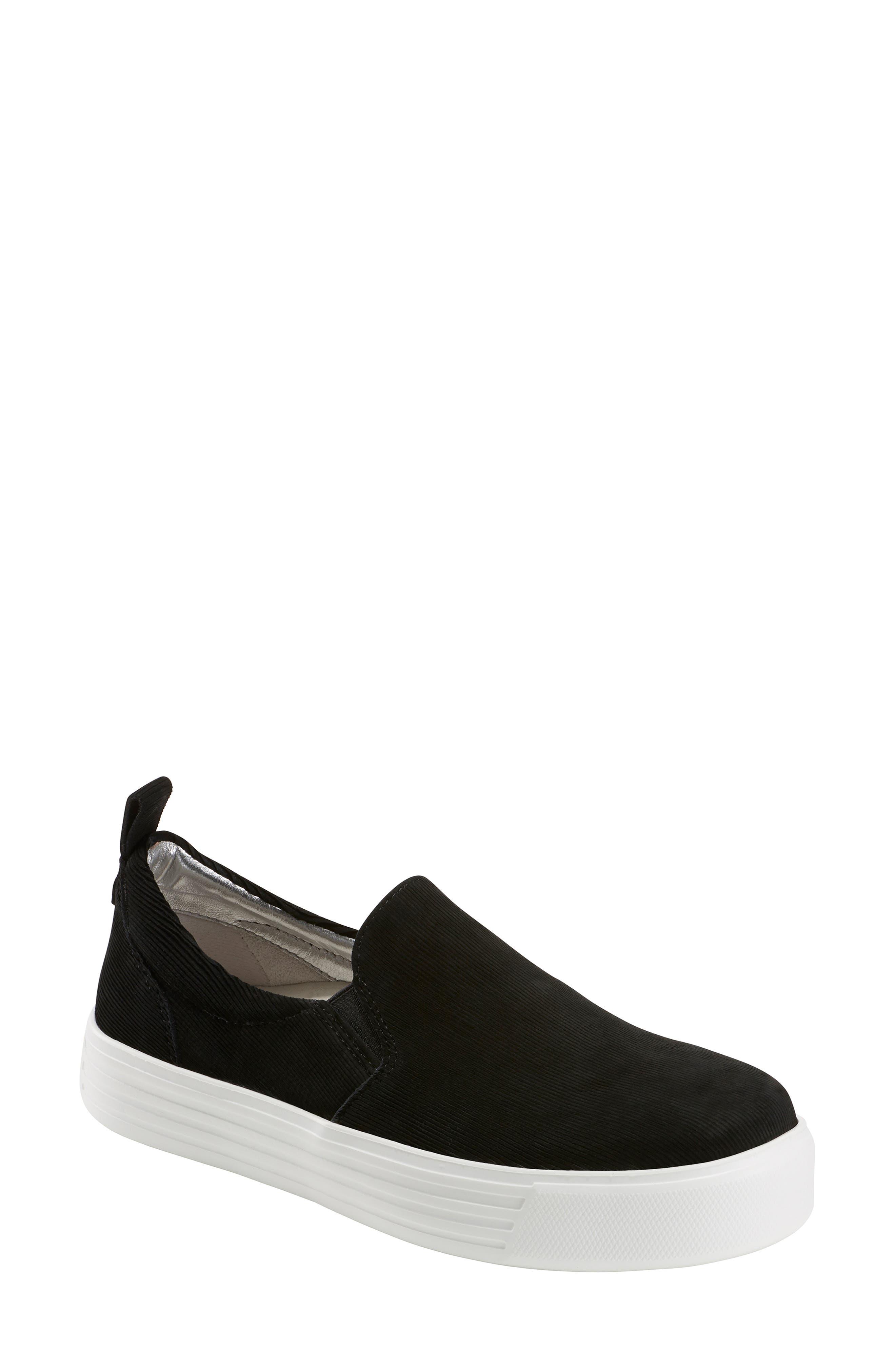 Earth Clove Sneaker, Black
