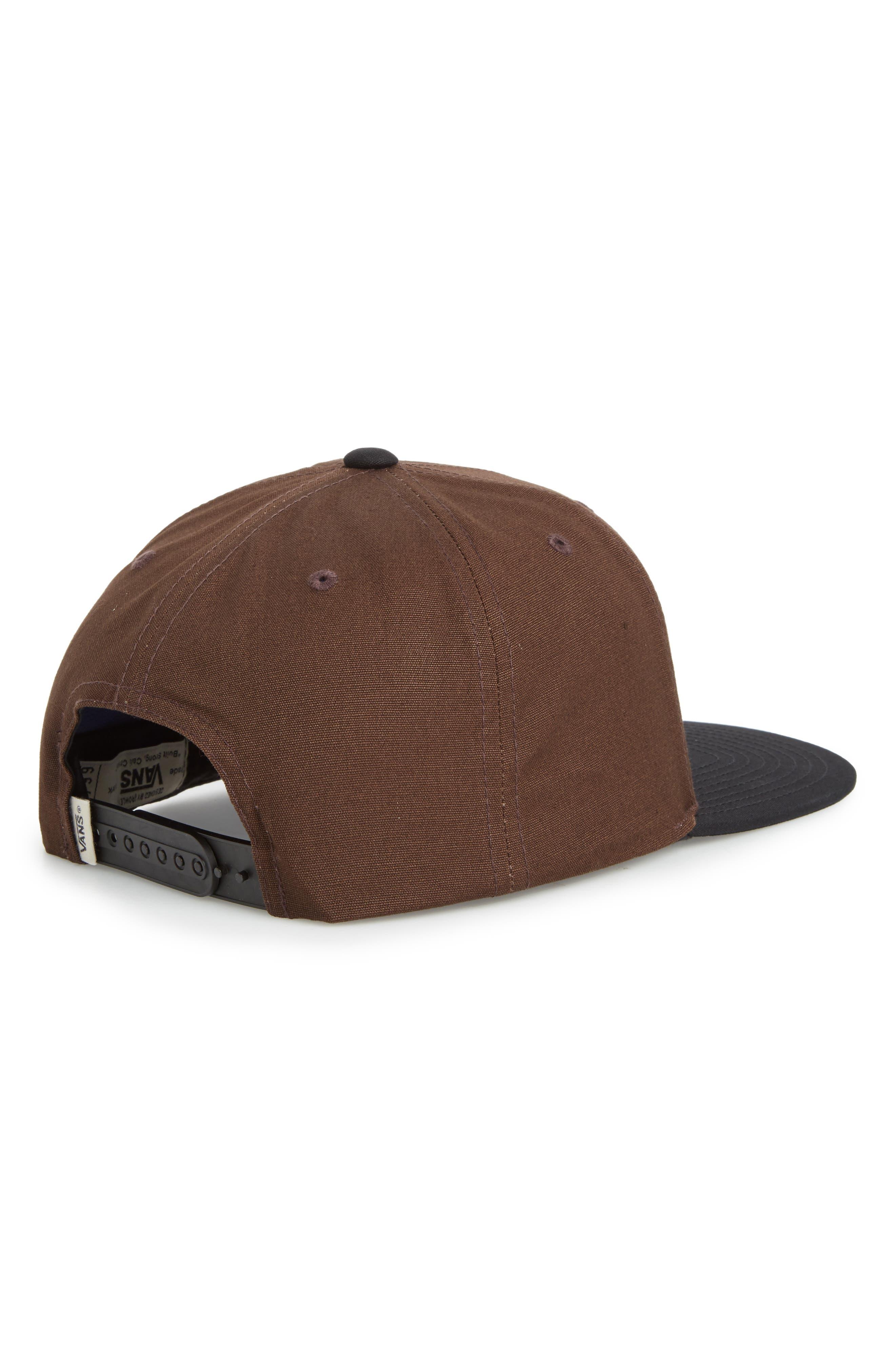 'Rowley' Snapback Hat,                             Alternate thumbnail 6, color,