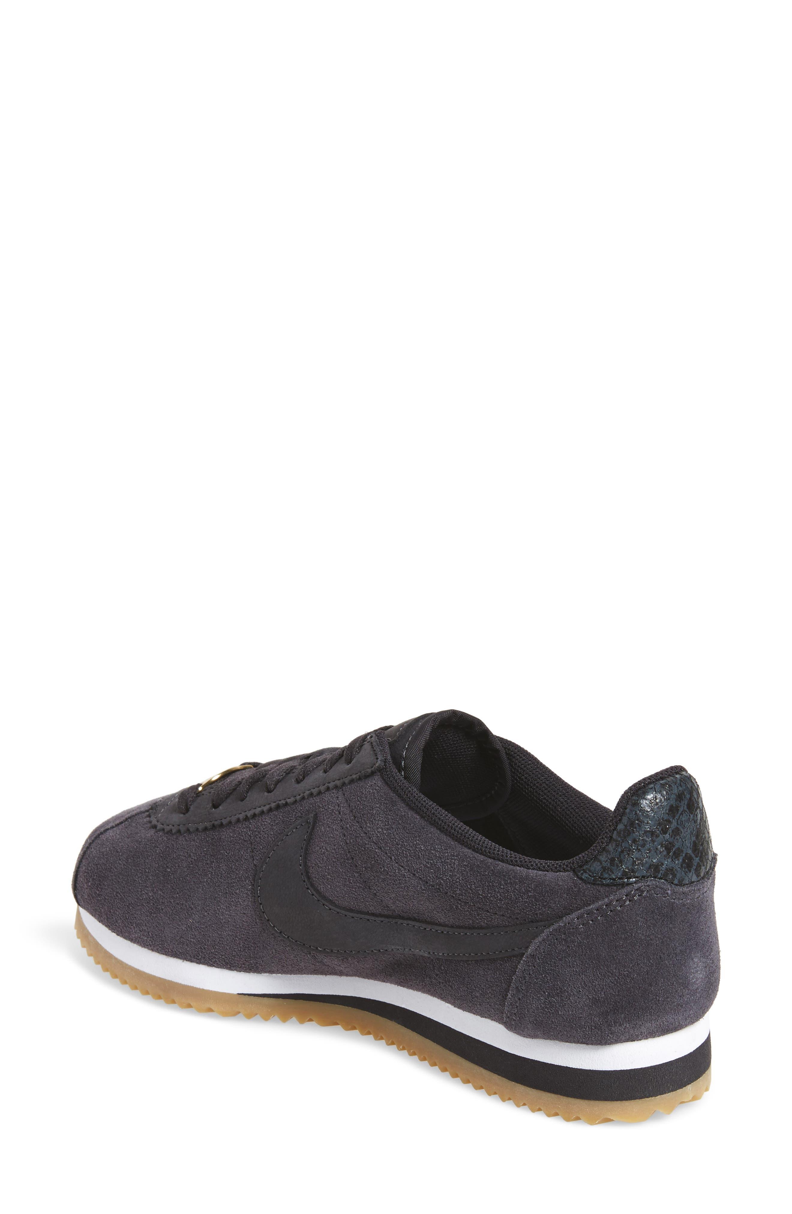 x A.L.C. Classic Cortez Sneaker,                             Alternate thumbnail 2, color,                             001