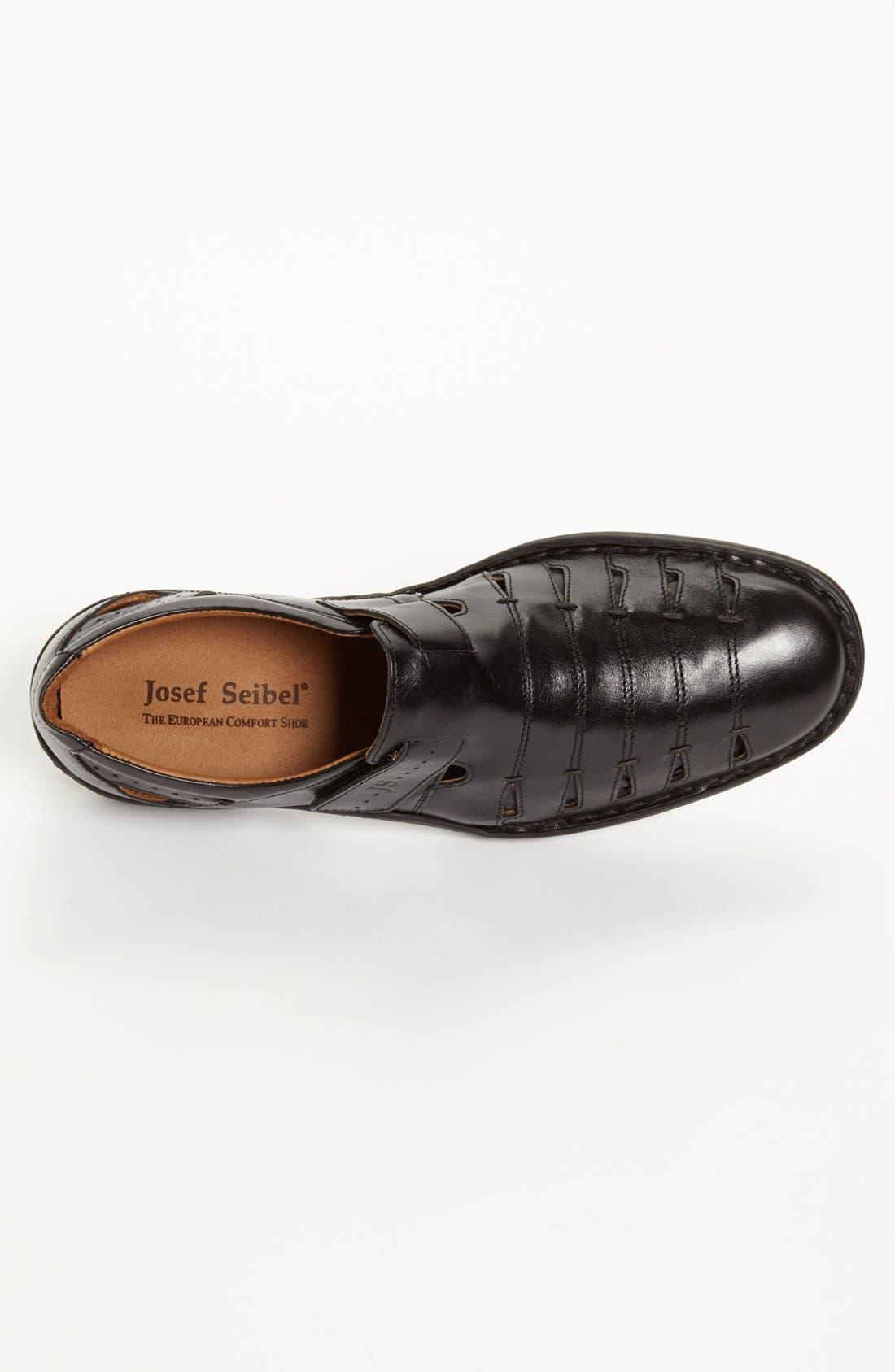 'Lionel 06' Sandal,                             Alternate thumbnail 8, color,