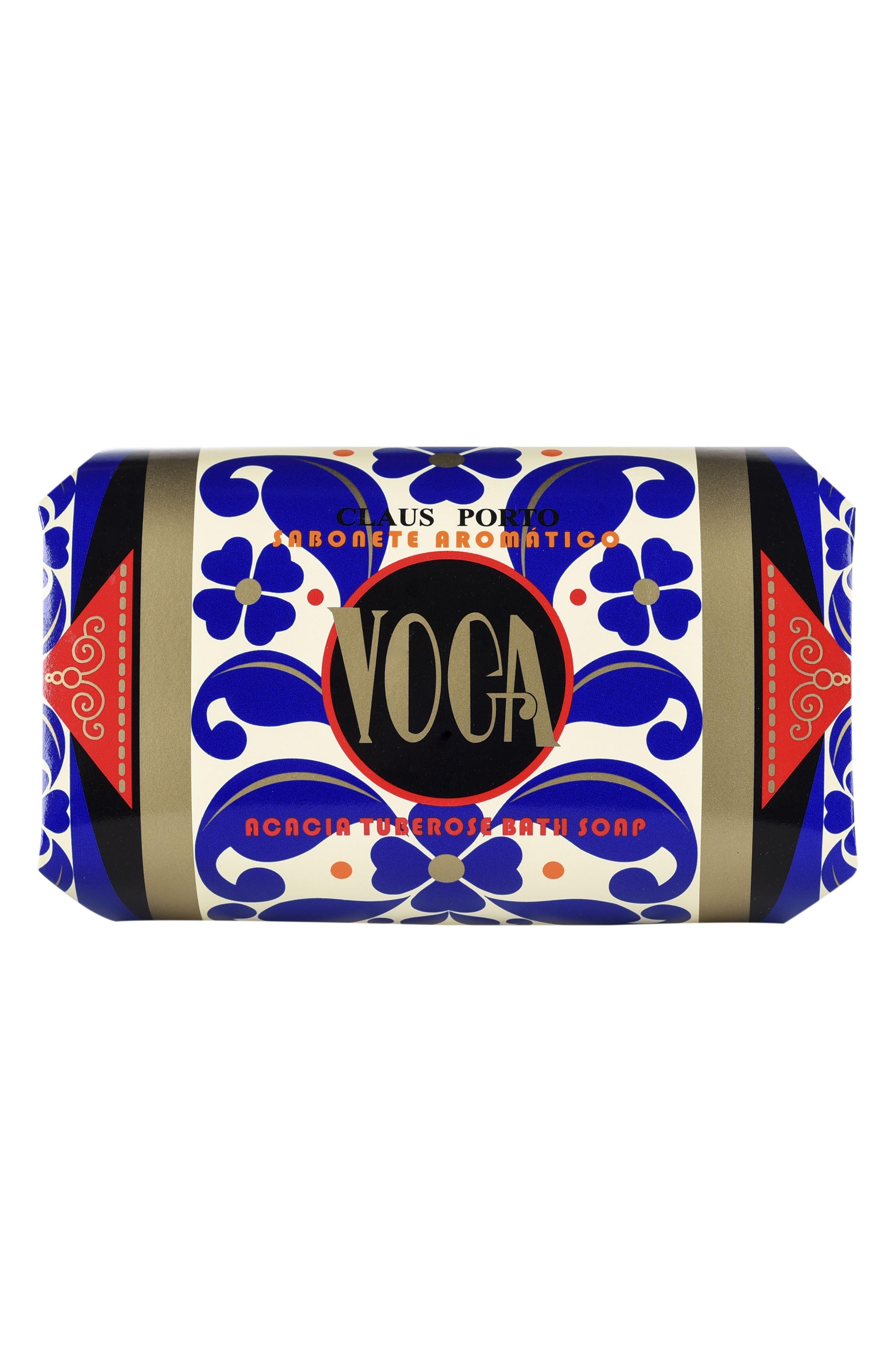 Voga Acacia Tuberose Large Bath Soap,                             Alternate thumbnail 2, color,                             NO COLOR