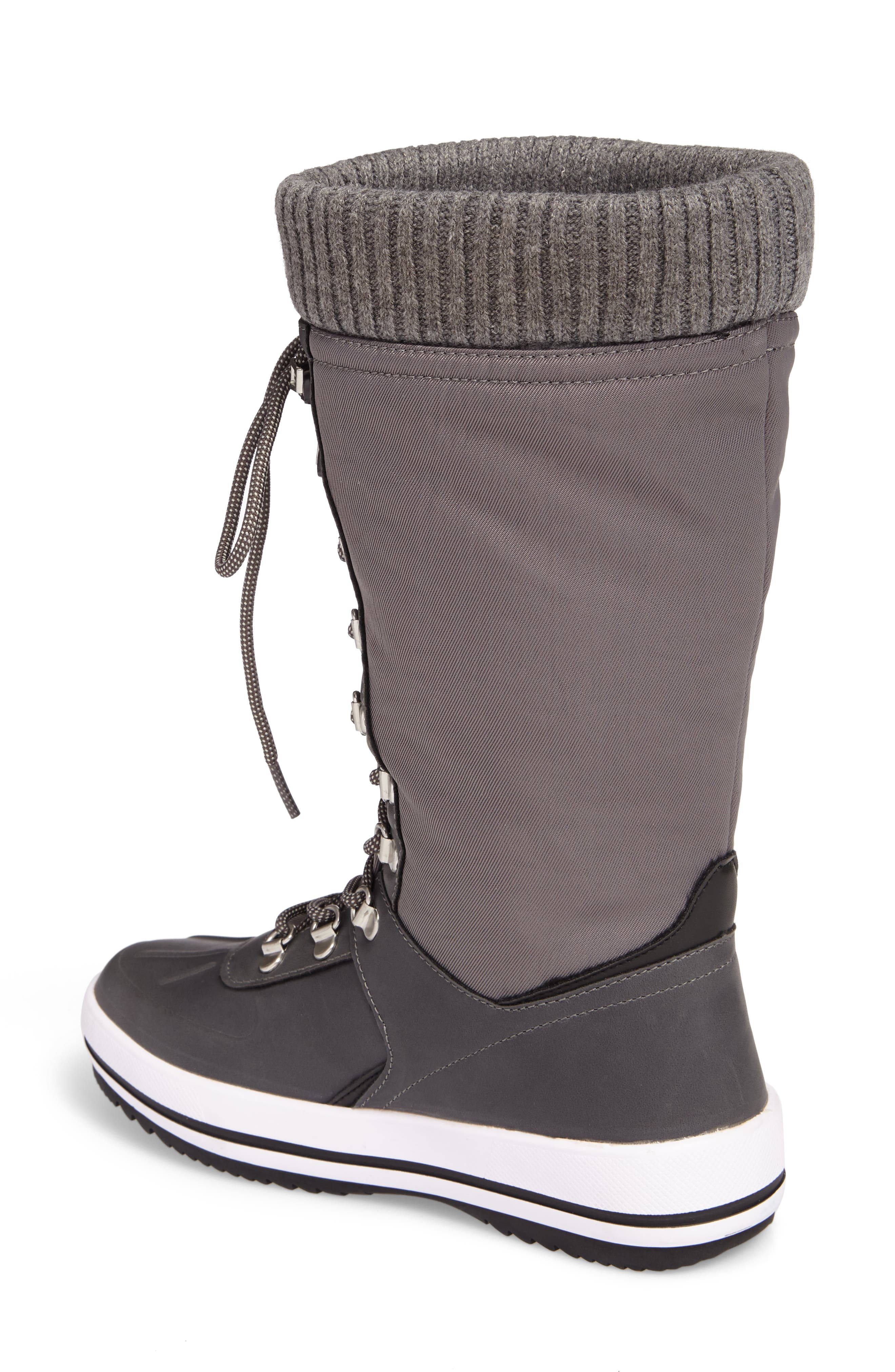 Vancouver Waterproof Winter Boot,                             Alternate thumbnail 6, color,