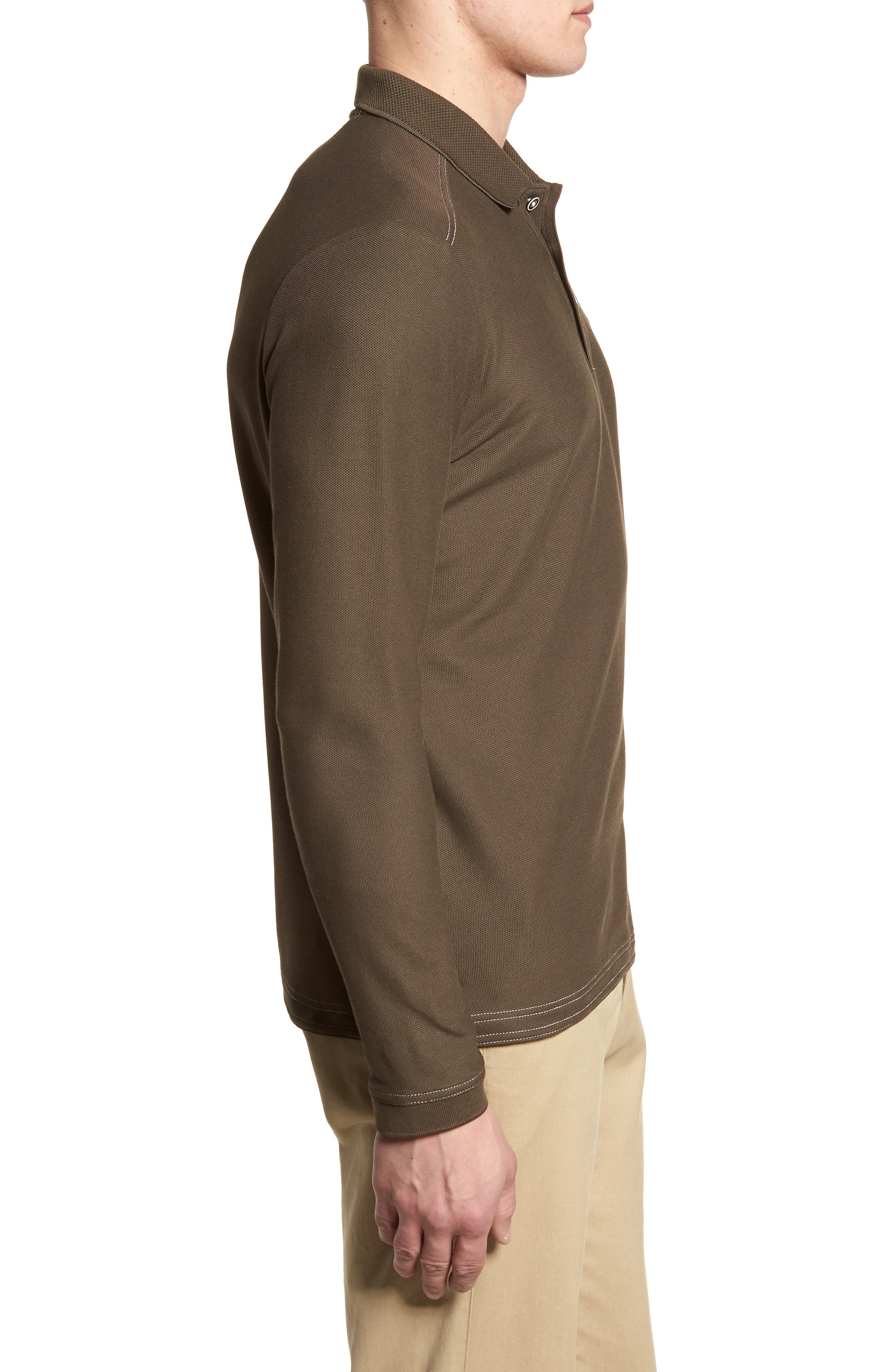 Emfielder Long Sleeve Polo,                             Alternate thumbnail 24, color,