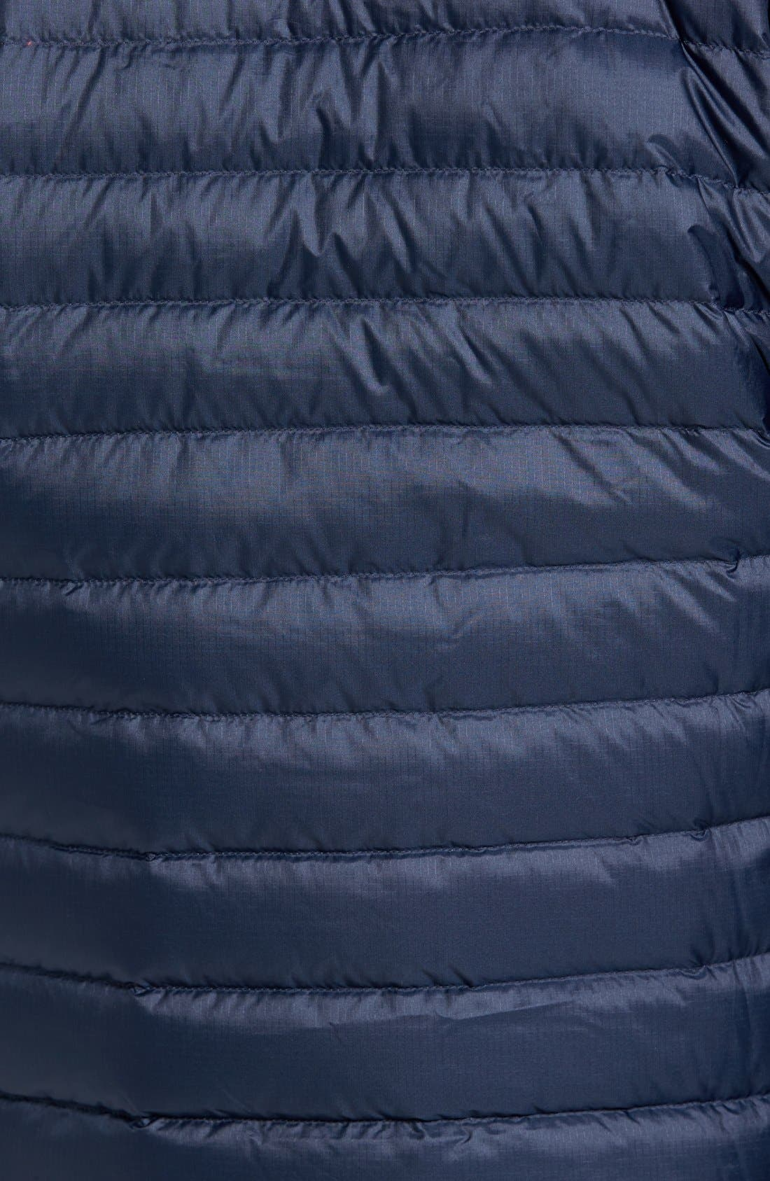 Water Repellent Down Jacket,                             Alternate thumbnail 94, color,