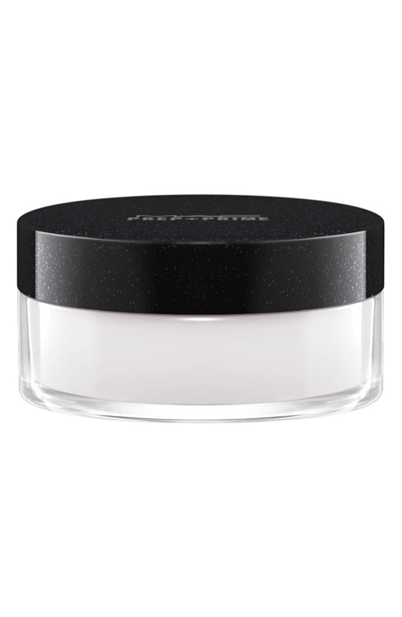 mac transparent finishing powder