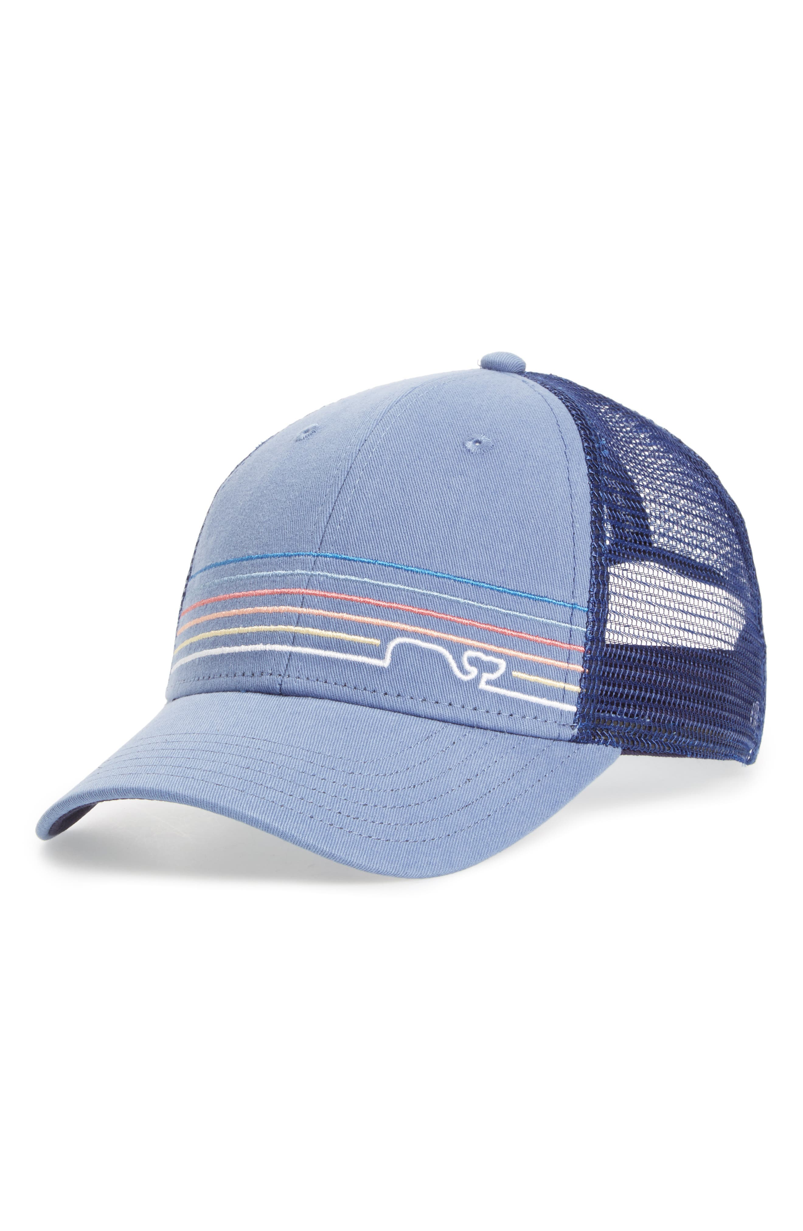 Whaleine Trucker Cap,                         Main,                         color, 461