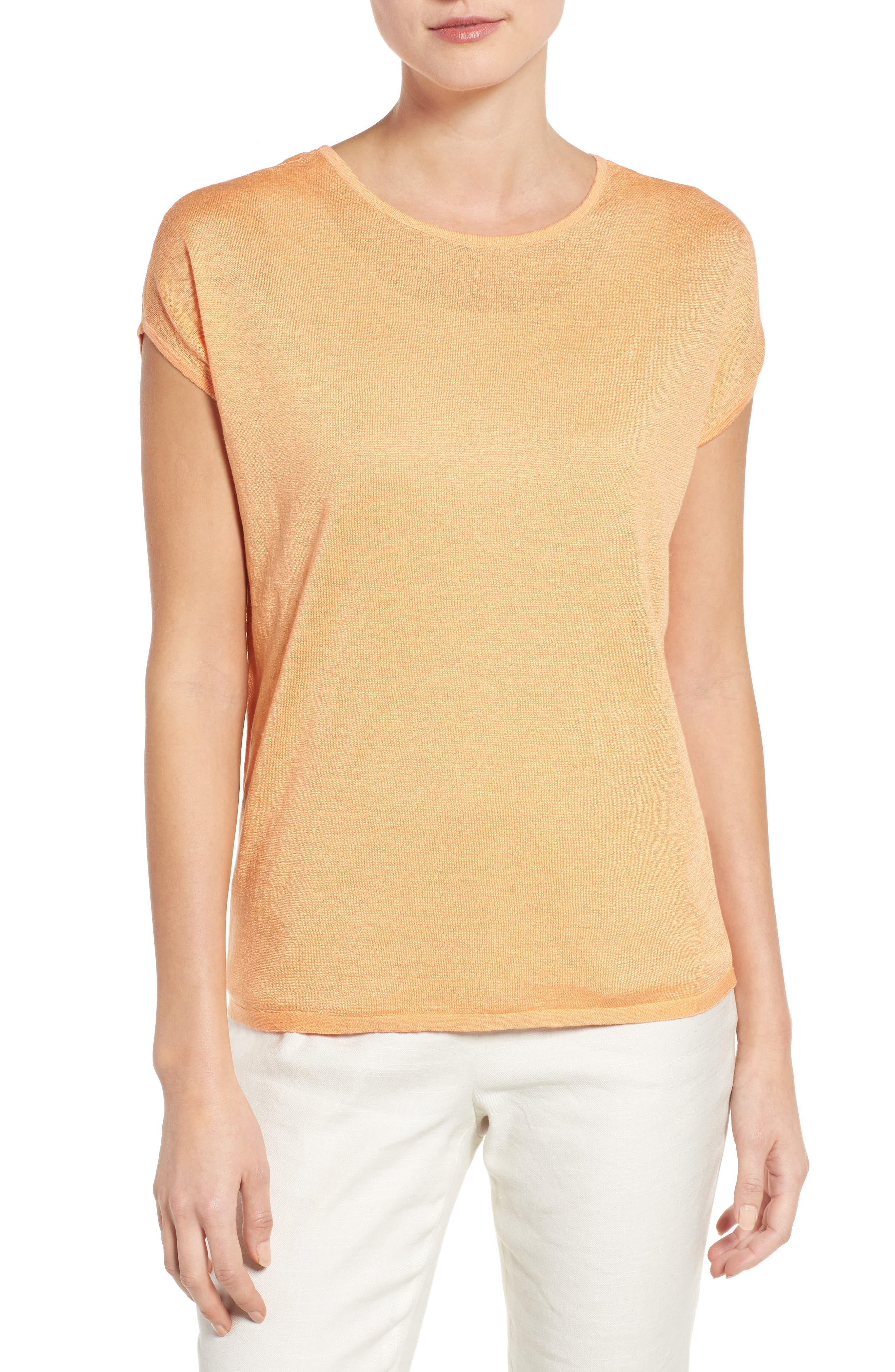 Everyday Tissue Weight Tee,                             Main thumbnail 12, color,