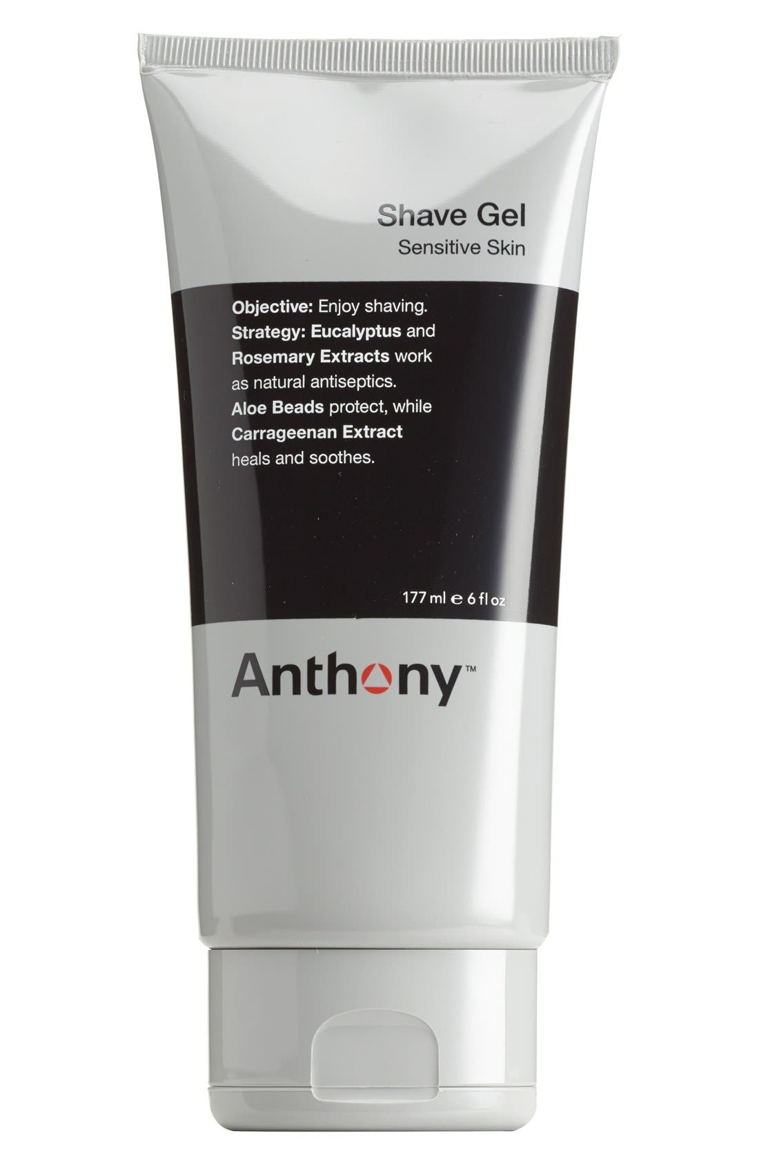 Shave Gel,                         Main,                         color, NO COLOR