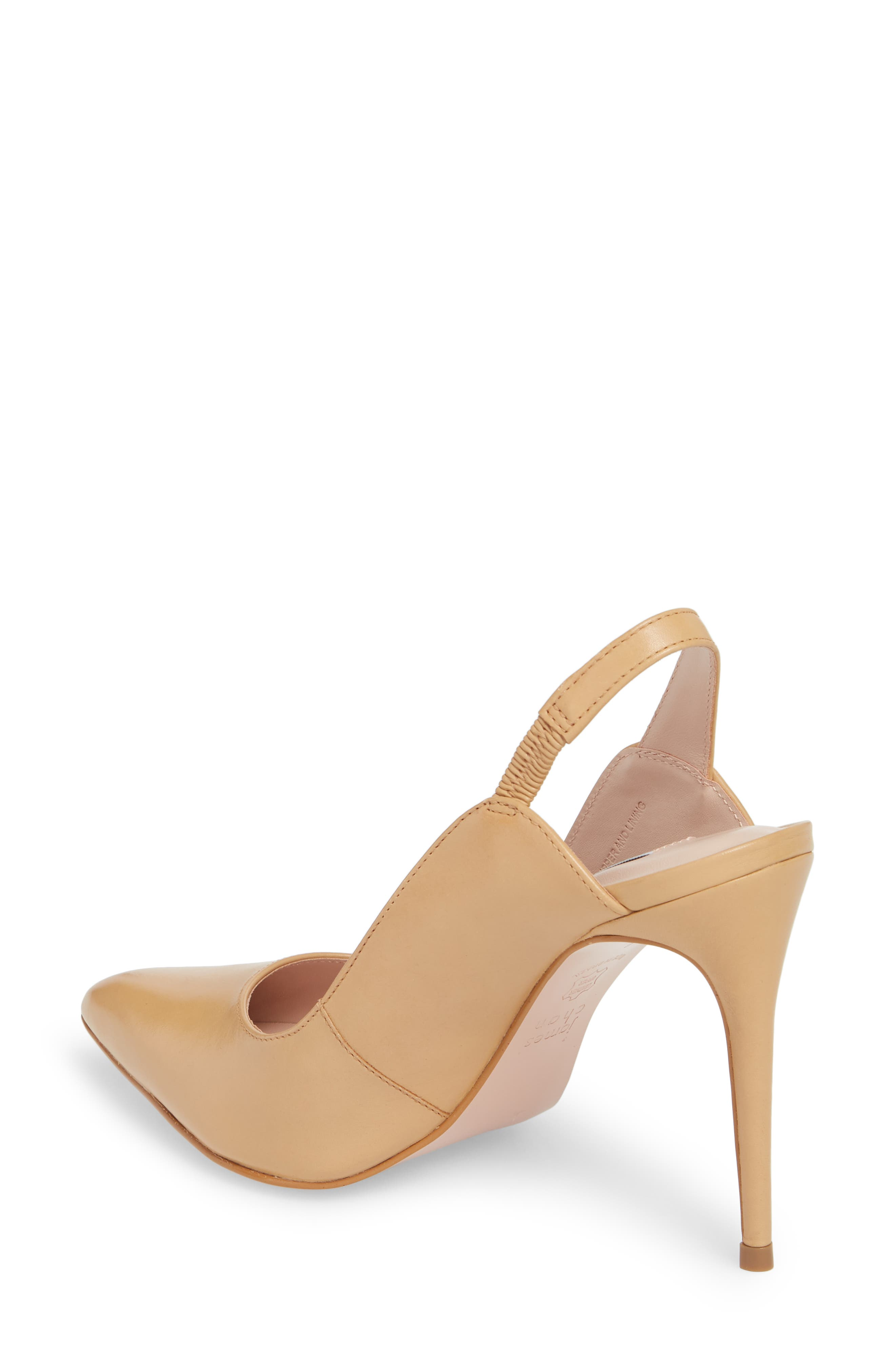 Alice Pointy Toe Pump,                             Alternate thumbnail 8, color,