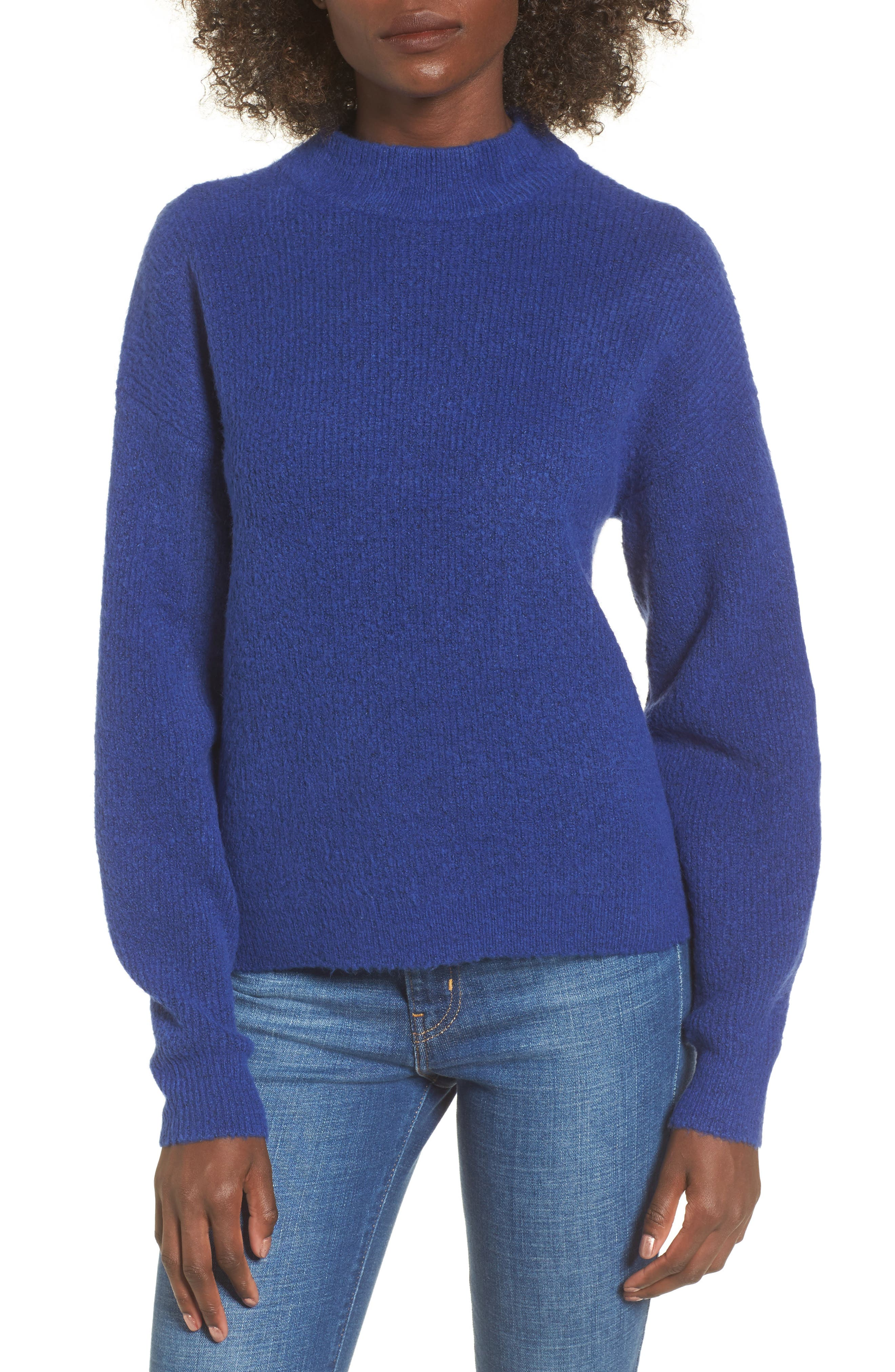 Cozy Ribbed Pullover,                             Main thumbnail 6, color,