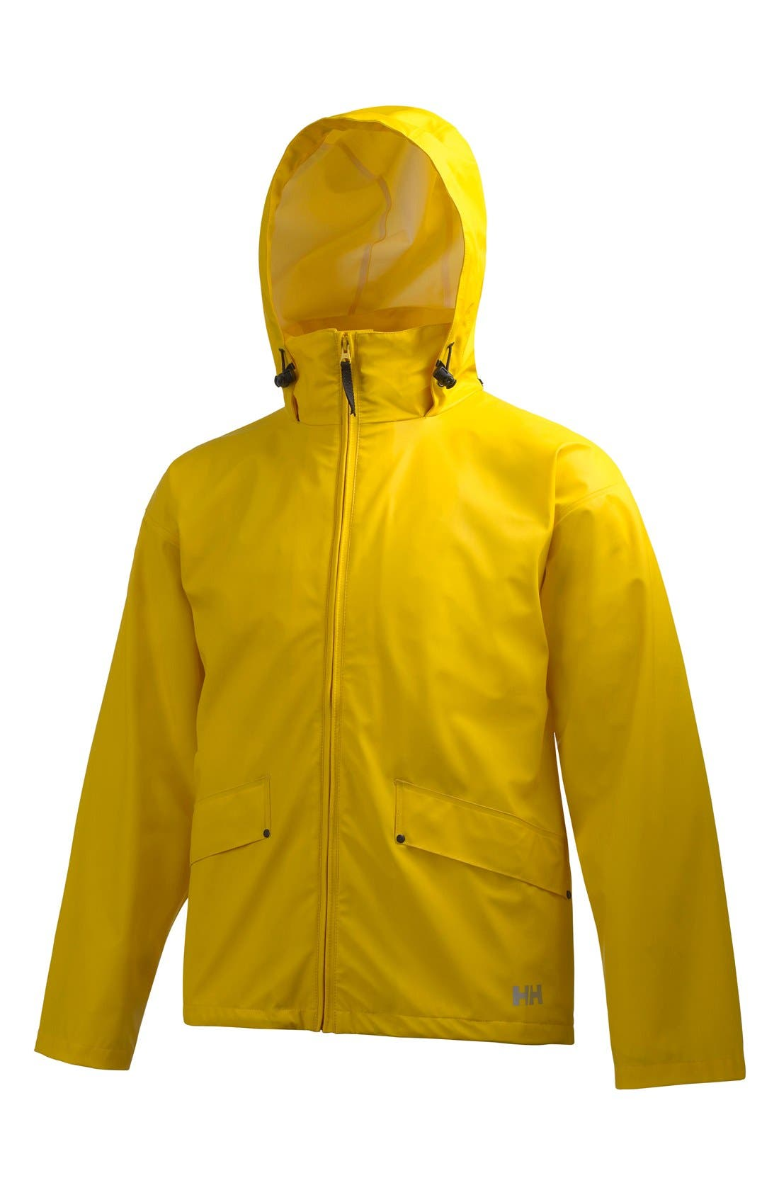 Jr. Voss Waterproof Rain Jacket,                             Main thumbnail 3, color,