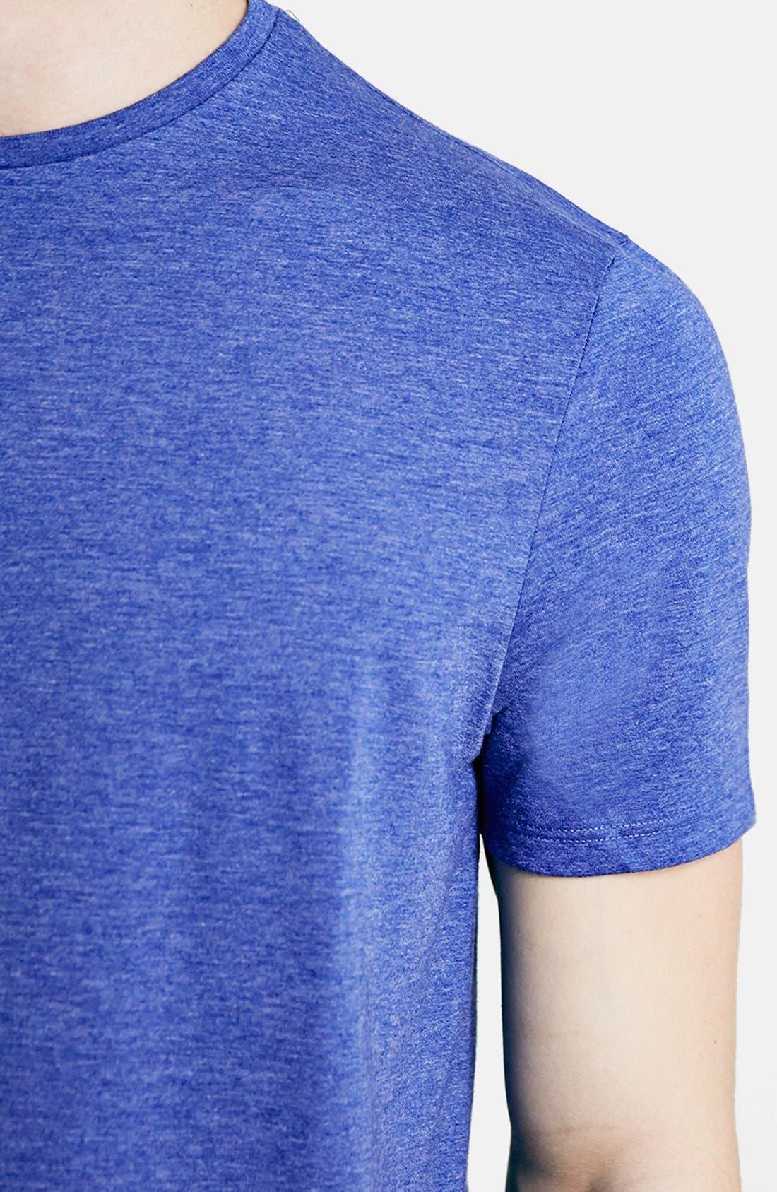 Slim Fit Crewneck T-Shirt,                             Alternate thumbnail 254, color,