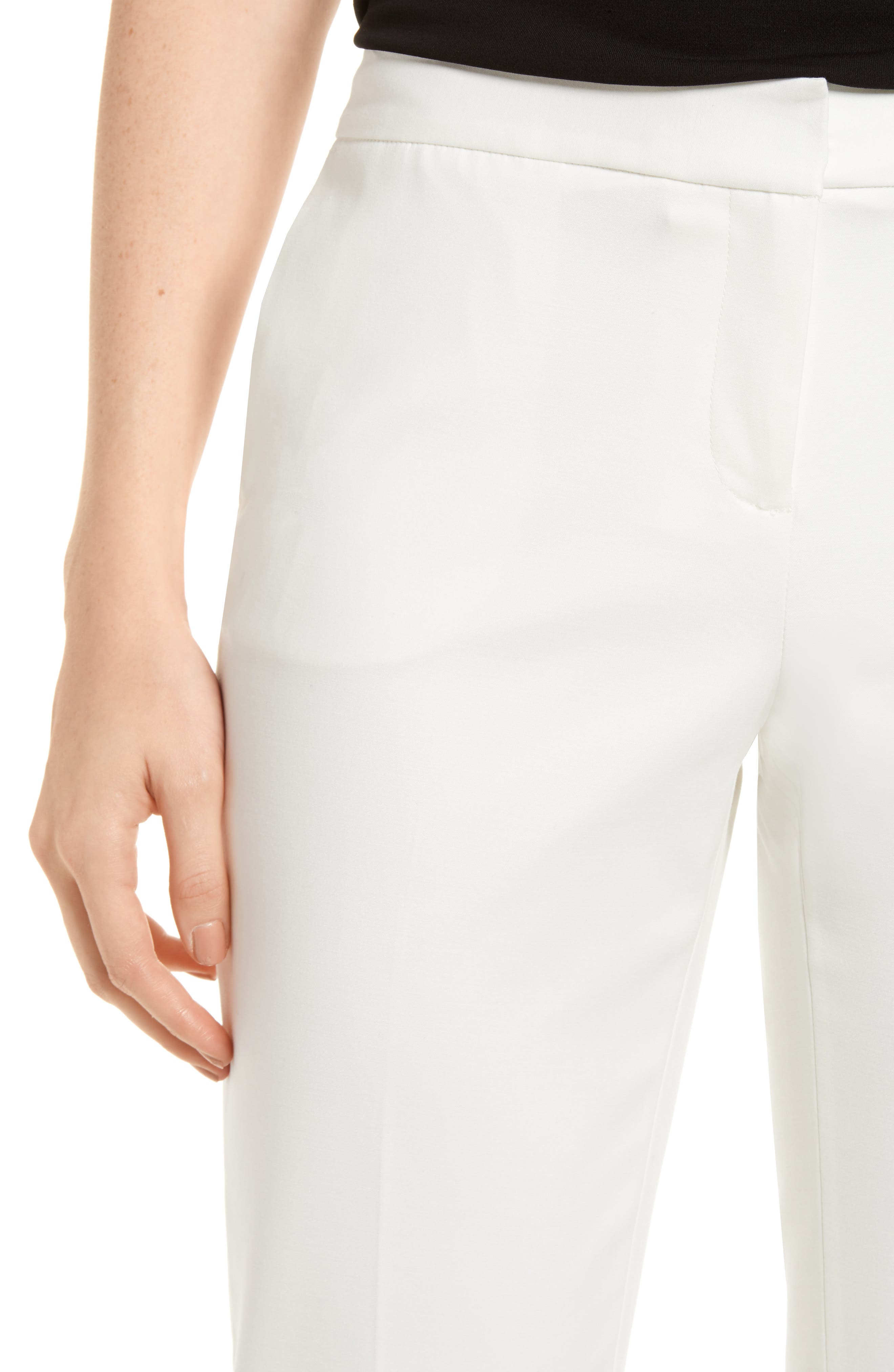 Stretch Twill Skinny Pants,                             Alternate thumbnail 4, color,                             253