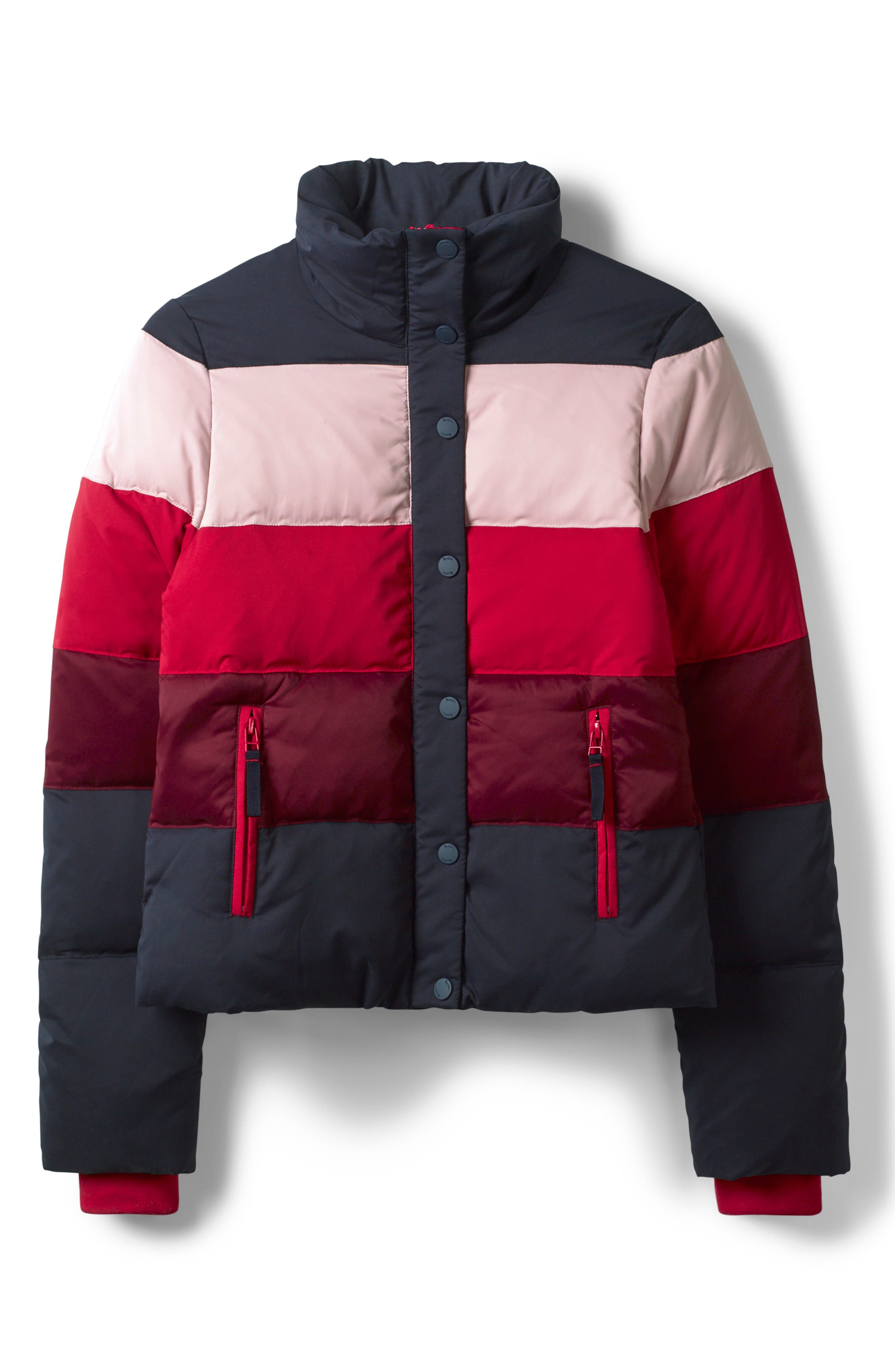 Arundel Puffer Jacket,                             Alternate thumbnail 4, color,                             496
