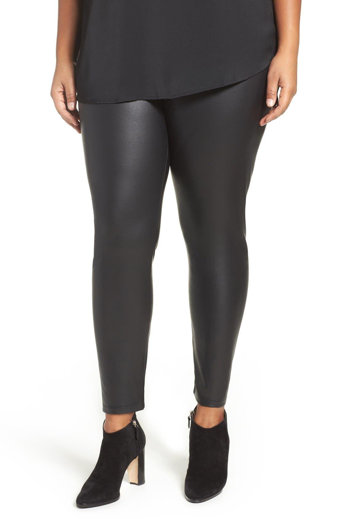 Sadi Coated Skinny Pants,                         Main,                         color,