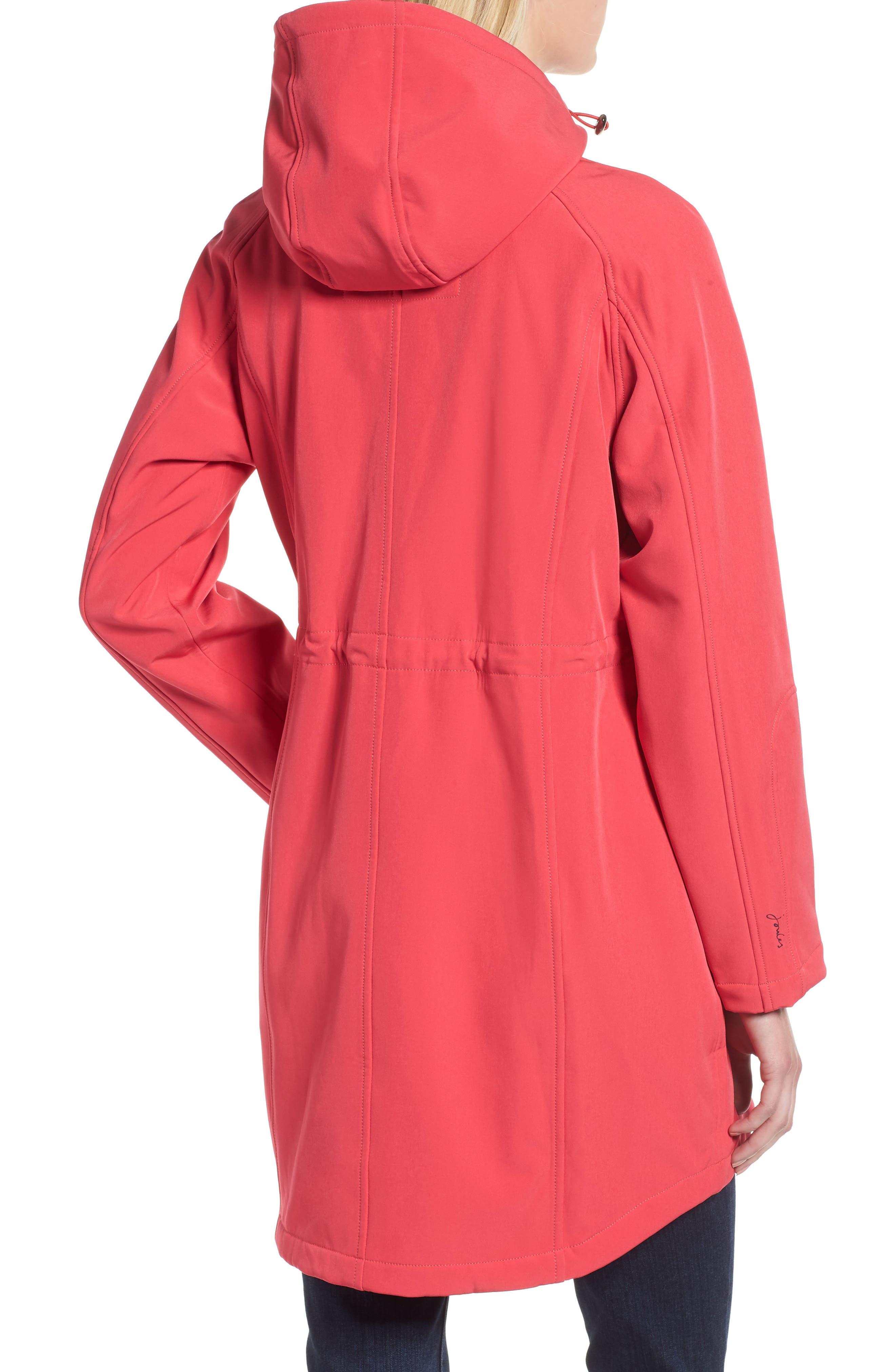 Right as Rain Fleece Lined Raincoat,                             Alternate thumbnail 7, color,