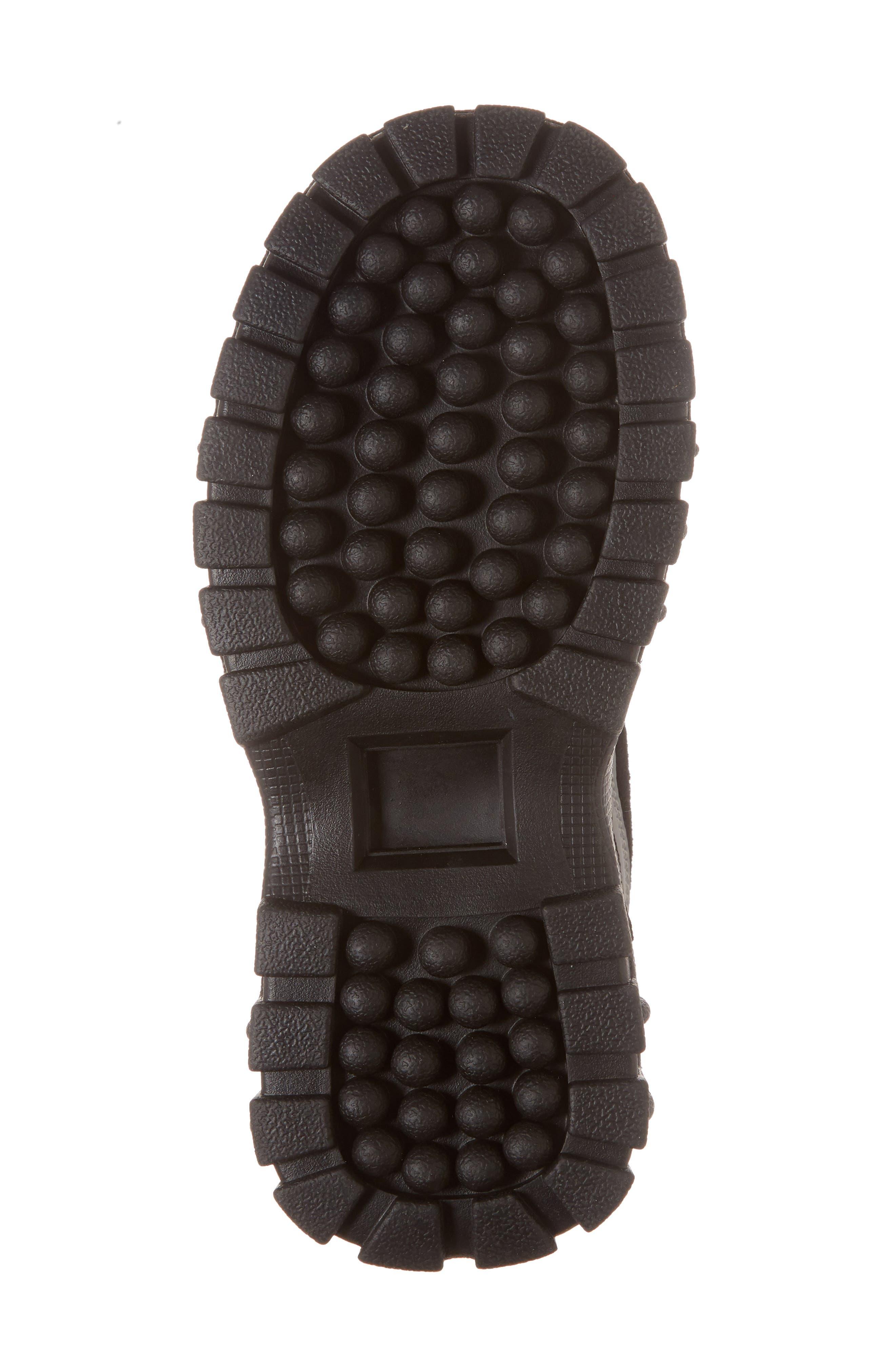 Pro Era Platform Sneaker,                             Alternate thumbnail 6, color,                             BLACK SUEDE REFLECTIVE
