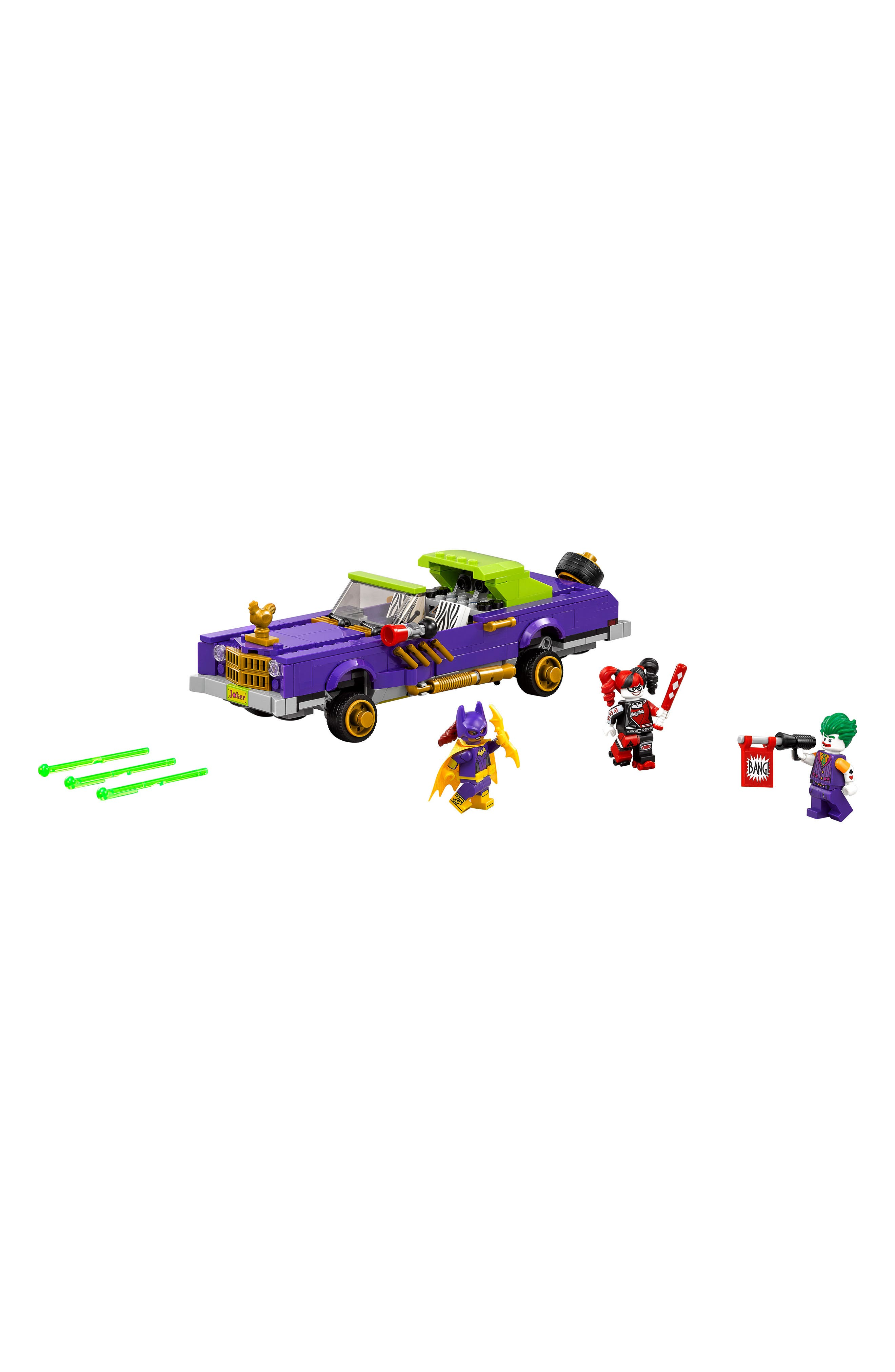 The Batman Movie<sup>™</sup> The Joker<sup>™</sup> Notorious Lowrider – 70906,                             Alternate thumbnail 4, color,                             700