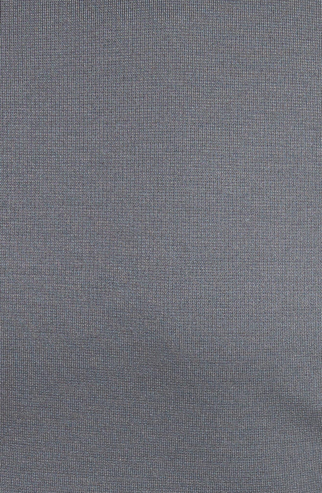 Anaste Mirror Minerals Print Dress,                             Alternate thumbnail 5, color,                             021
