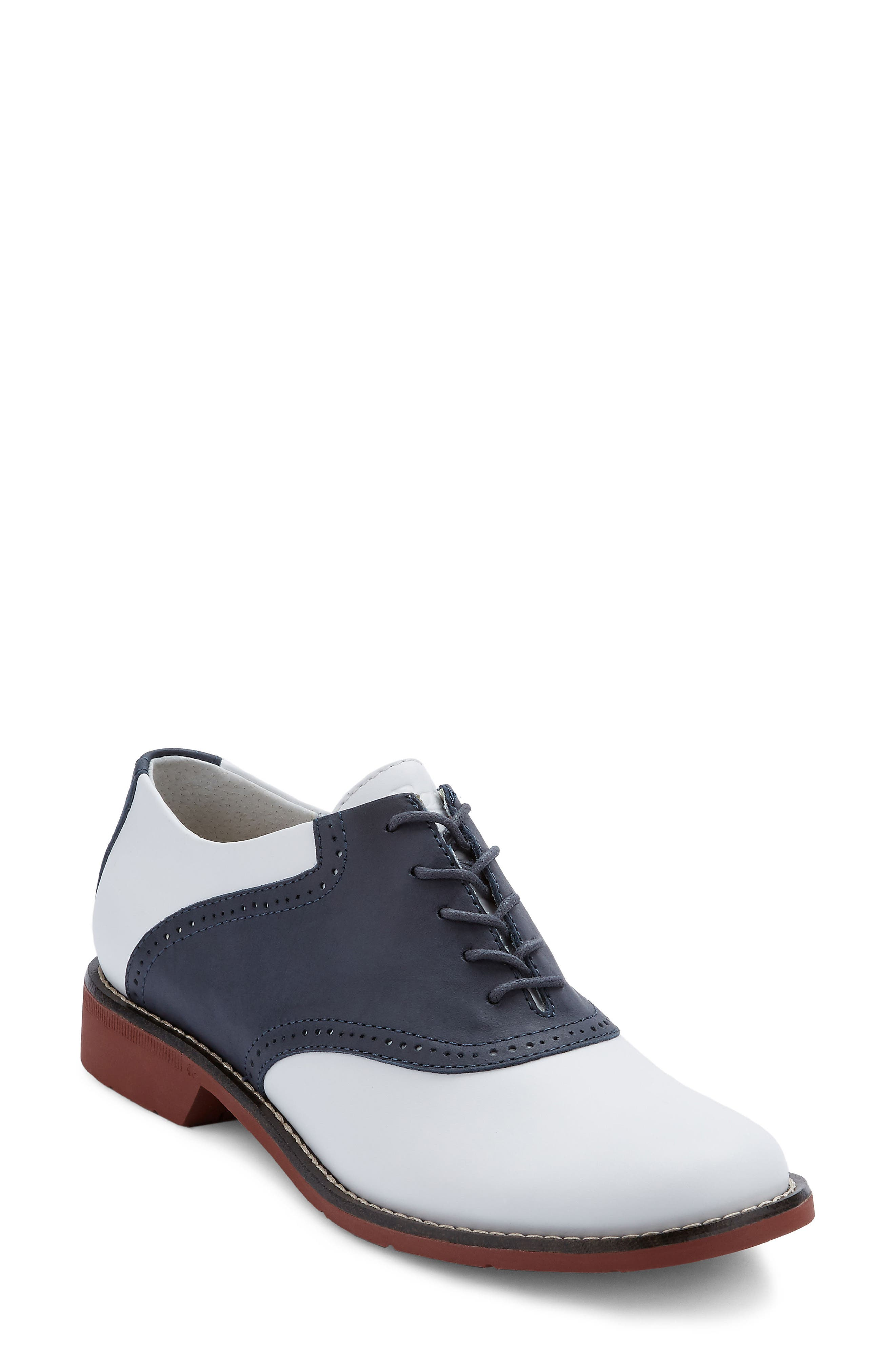 G.H. Bass and Co. Dora Lace-Up Oxford,                             Main thumbnail 3, color,