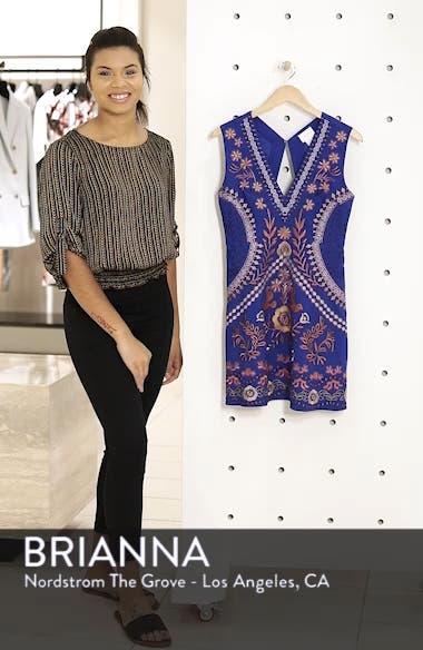 Artemesia Cutout Back Minidress, sales video thumbnail