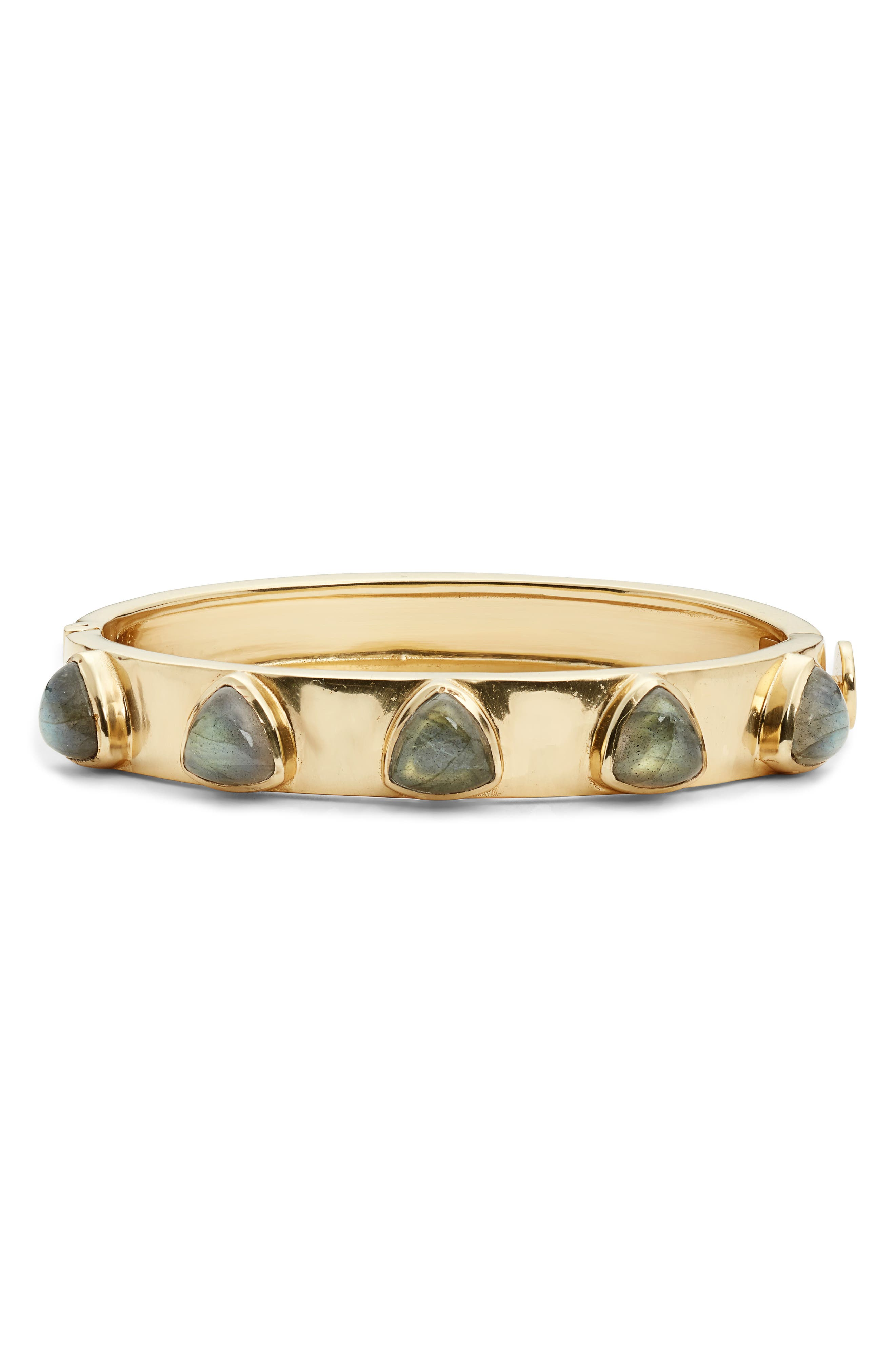 Stone Studded Cuff,                         Main,                         color, 710