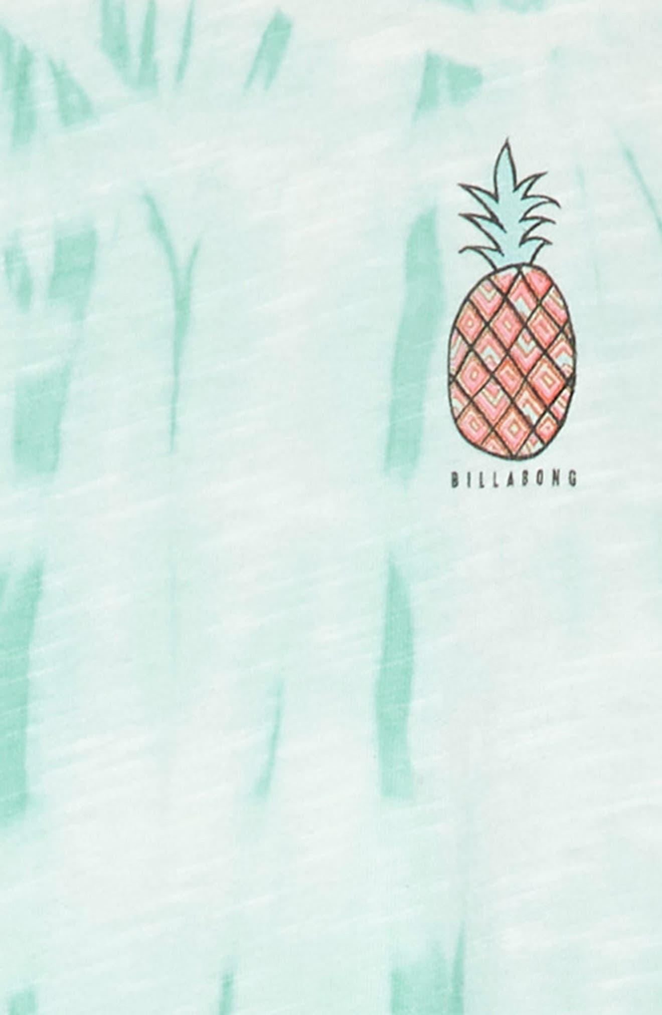 BILLABONG,                             Namaste All Day Tie-Dye Dress,                             Alternate thumbnail 3, color,                             414