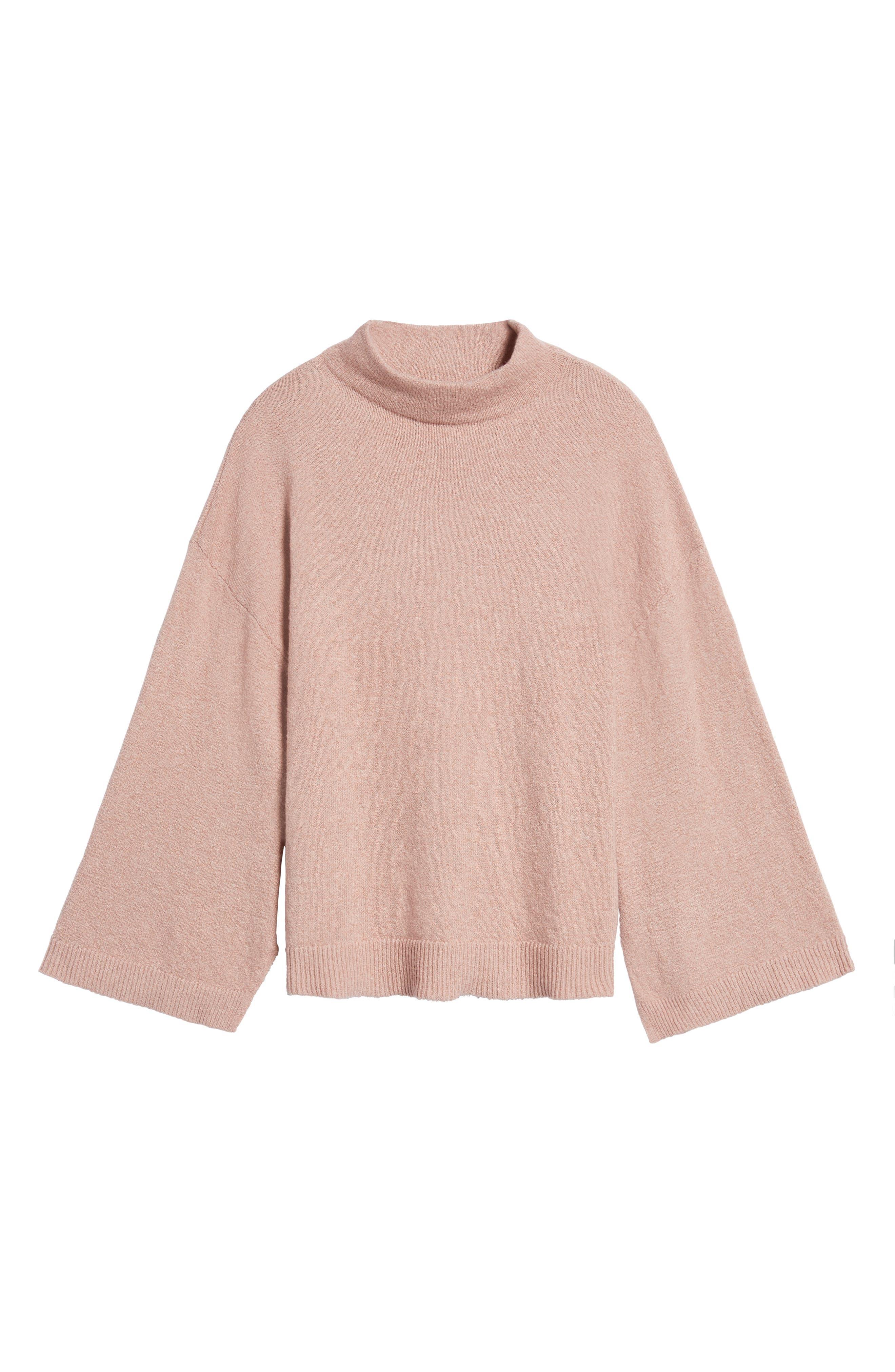 Dolman Sleeve Sweater,                             Alternate thumbnail 24, color,