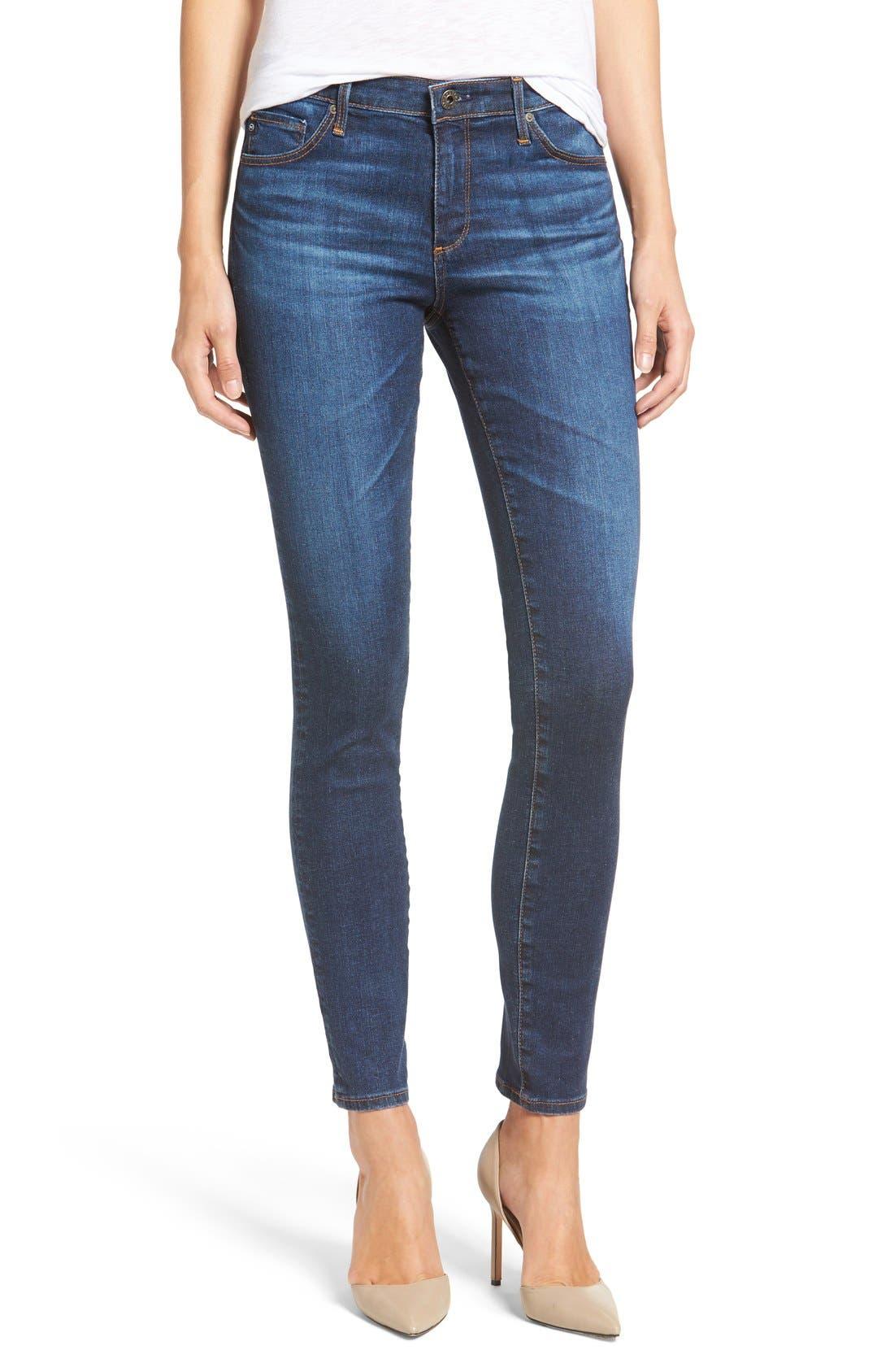 'Prima' Skinny Jeans,                             Main thumbnail 6, color,