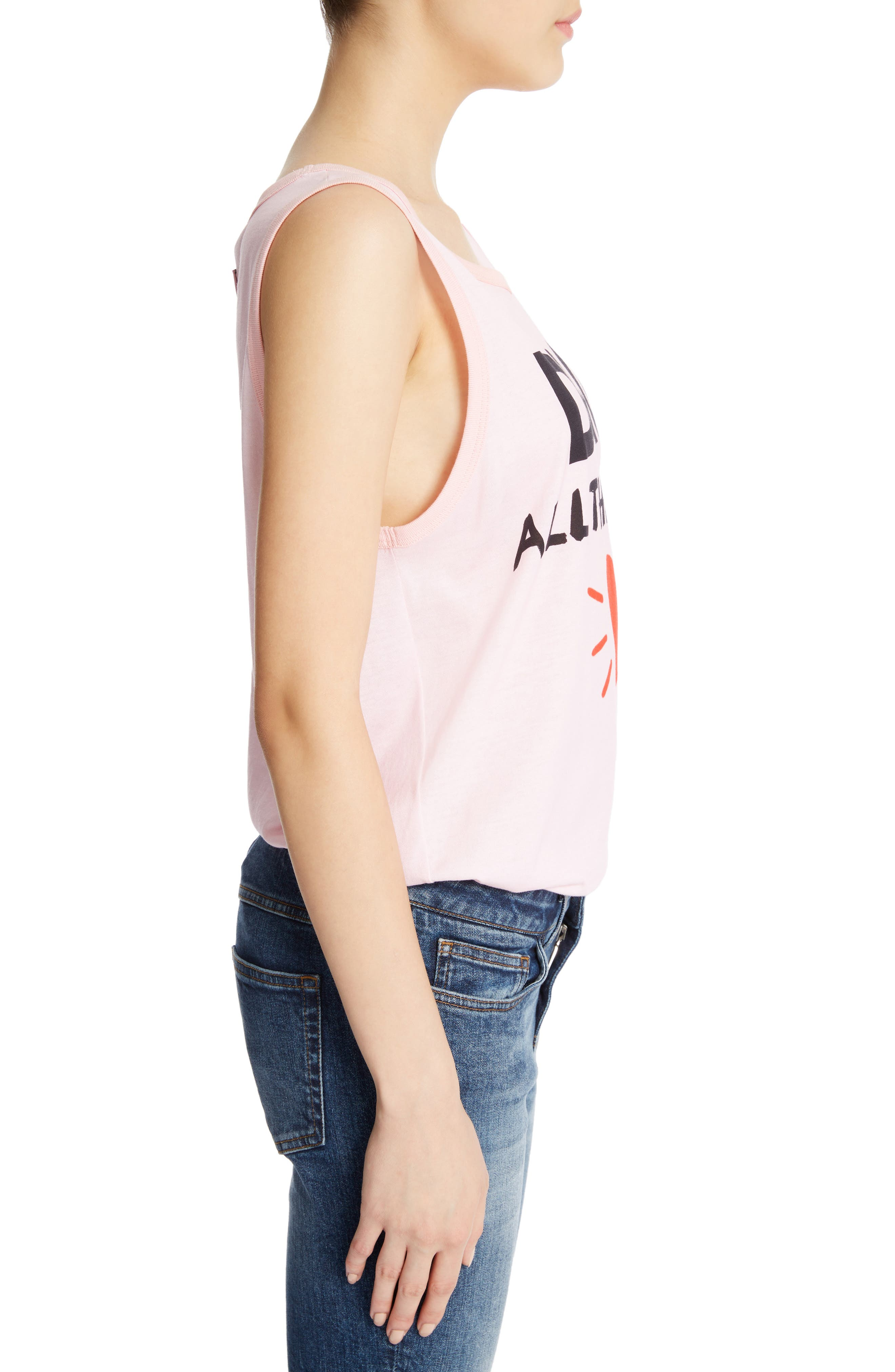 Lovers Graphic Tank Top,                             Alternate thumbnail 3, color,                             680