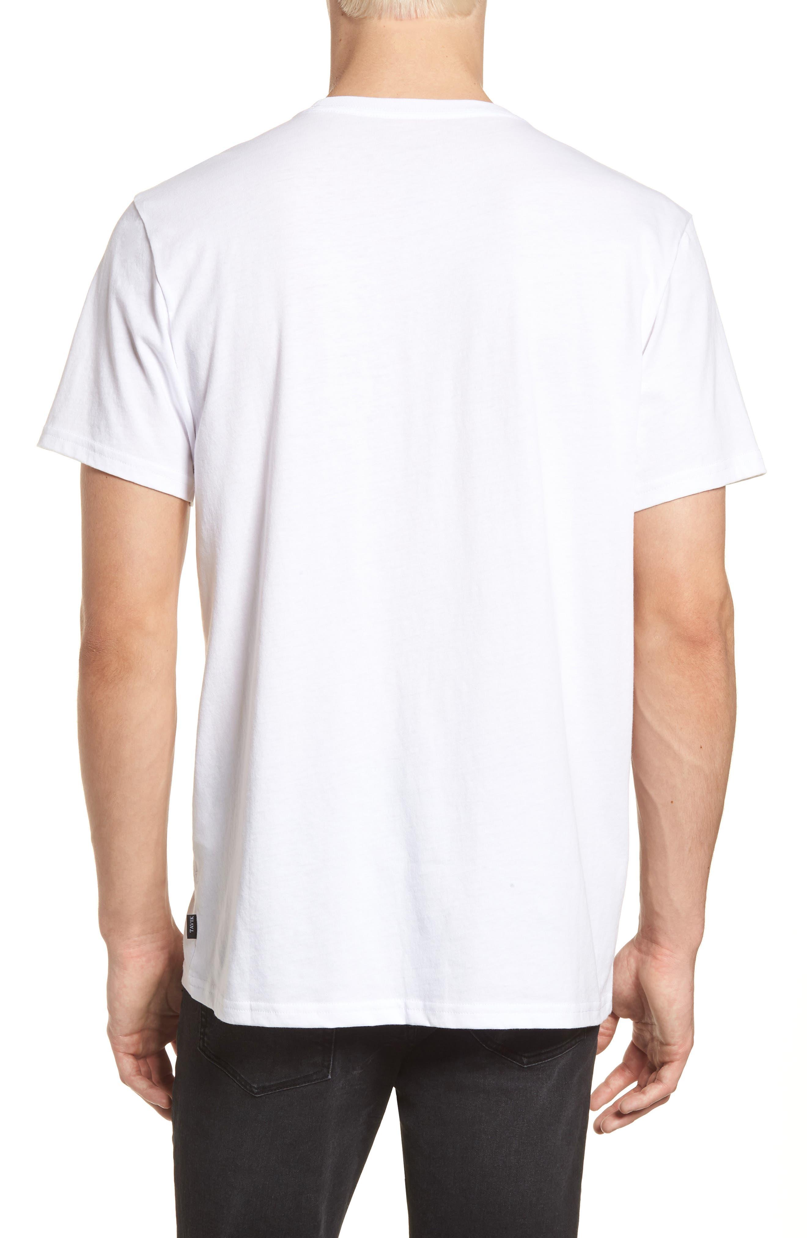 Secret Machine T-Shirt,                             Alternate thumbnail 2, color,                             WHITE