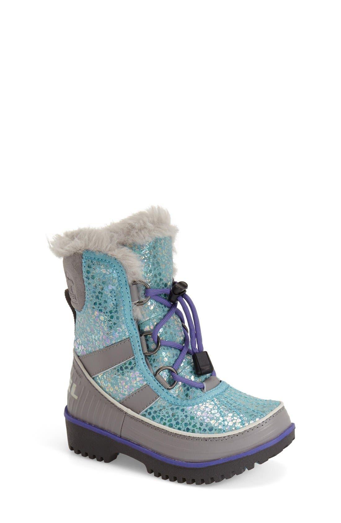 SOREL,                             'Tivoli II' Waterproof Snow Boot,                             Main thumbnail 1, color,                             546