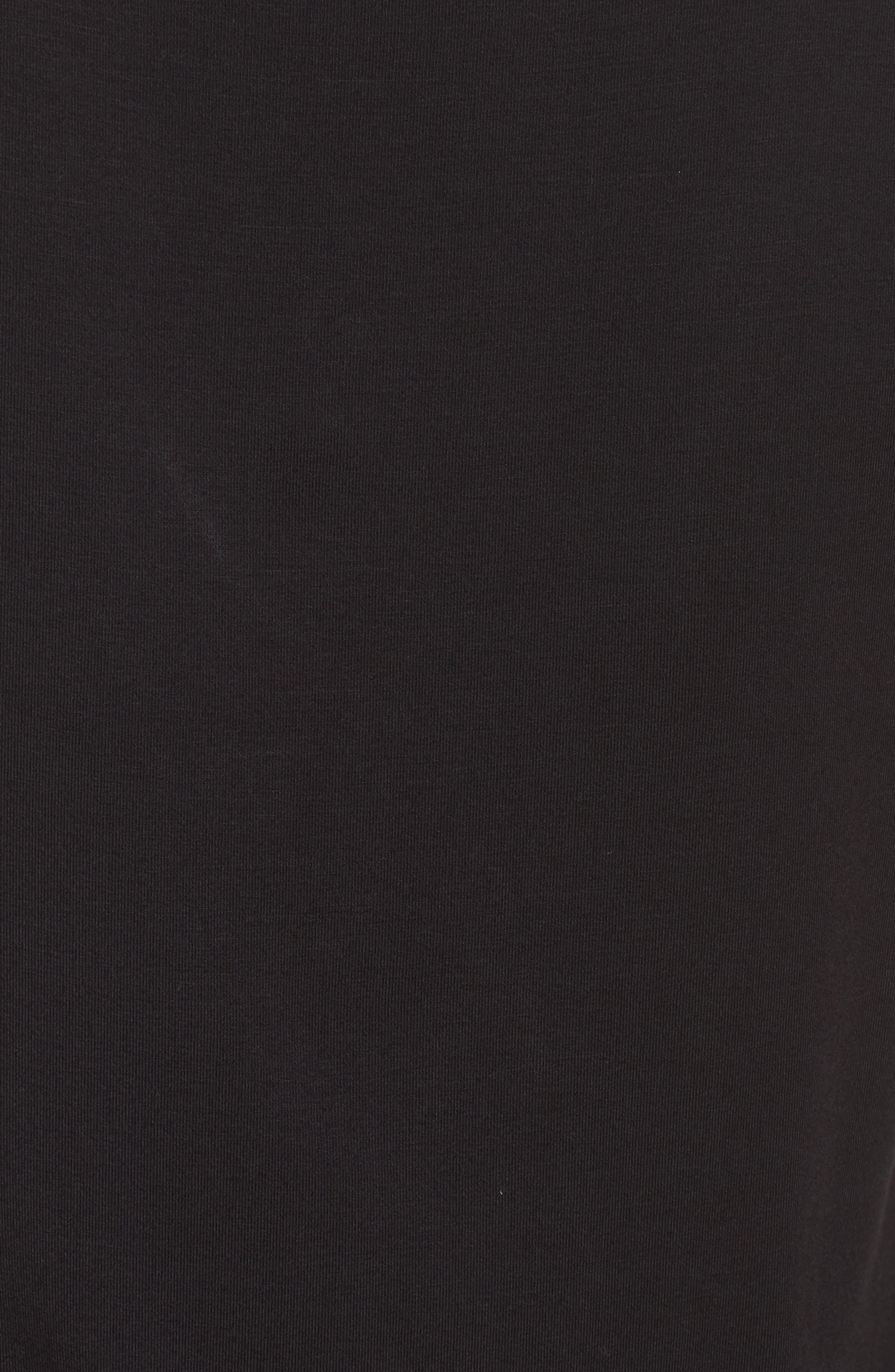 'Milligan' Sleeveless Jumpsuit,                             Alternate thumbnail 6, color,                             001