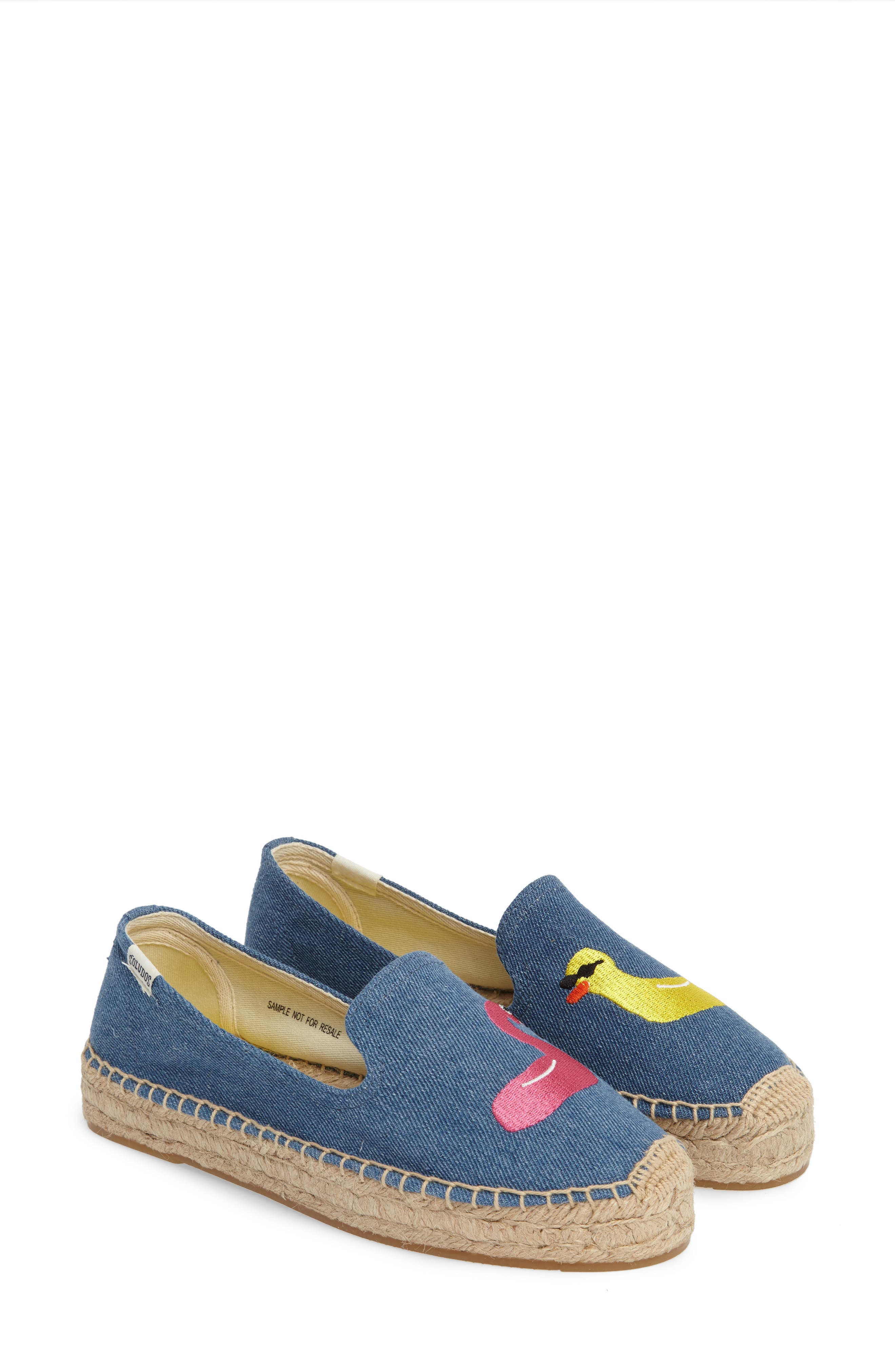 Embroidered Espadrille,                             Alternate thumbnail 2, color,