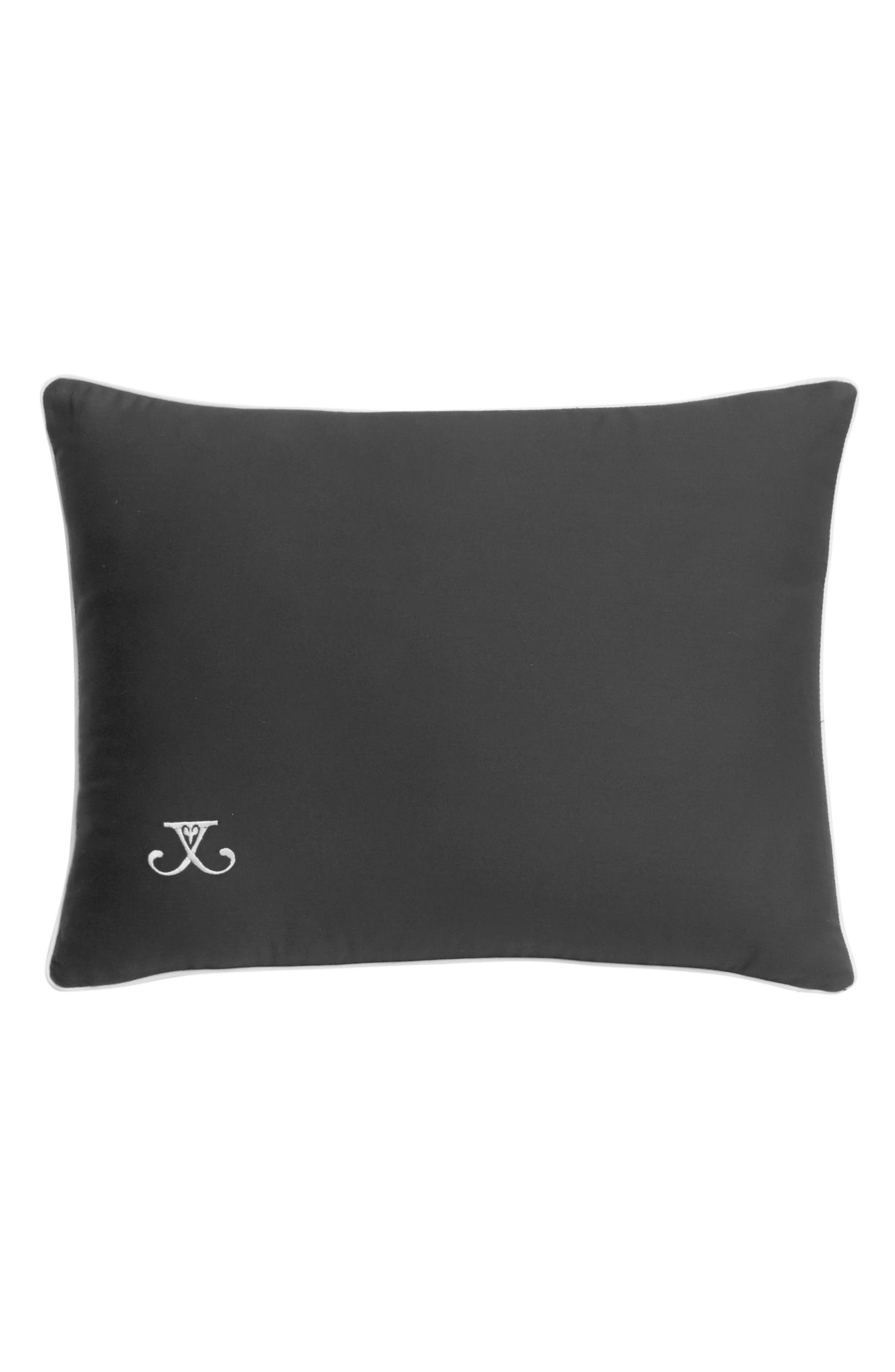 Blackpoint Hex Accent Pillow,                             Main thumbnail 1, color,                             001