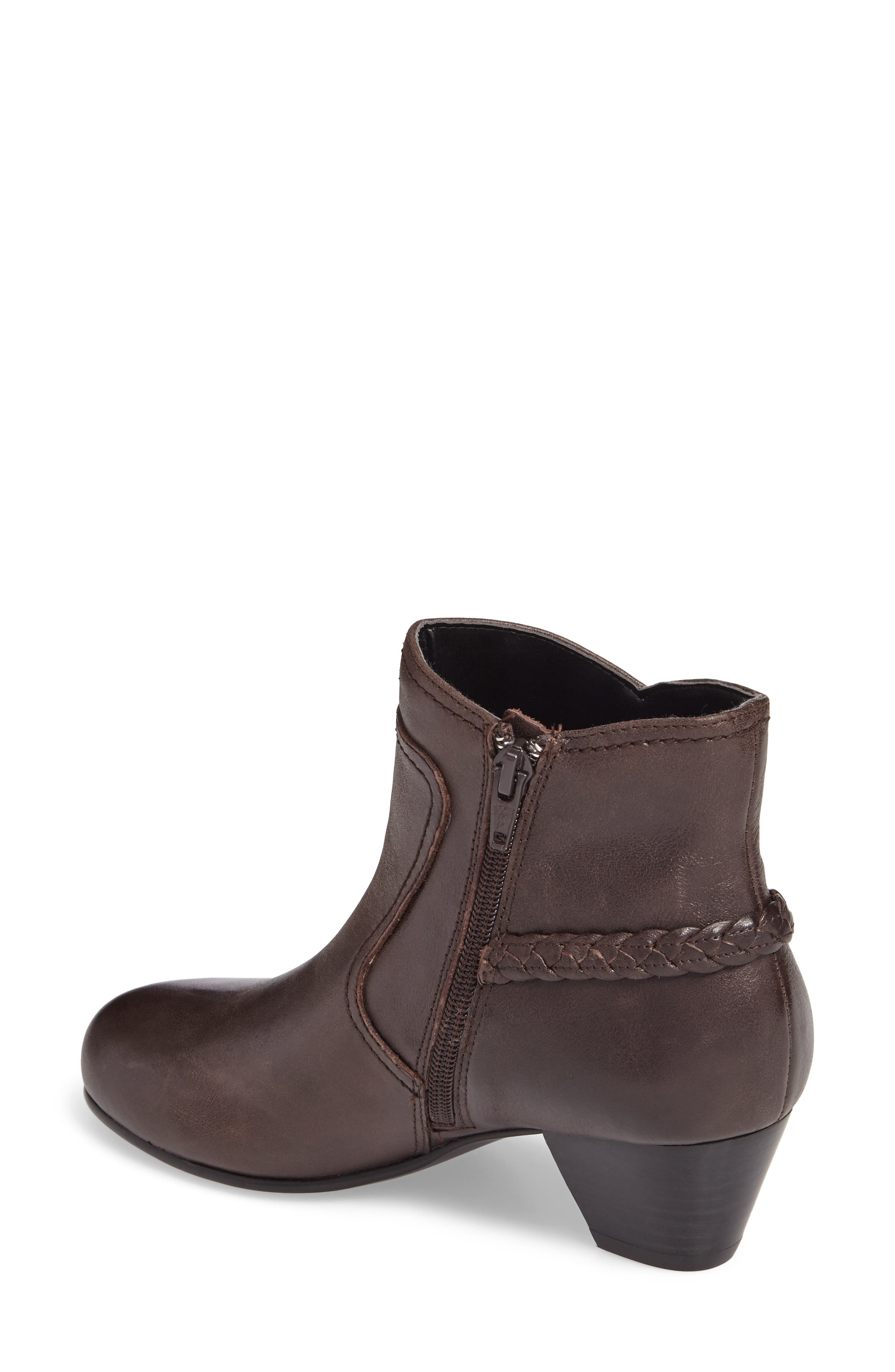 Chica Ankle Boot,                             Alternate thumbnail 4, color,