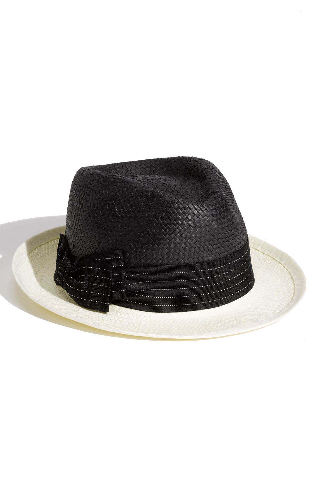 Two Tone Fedora, Main, color, 002