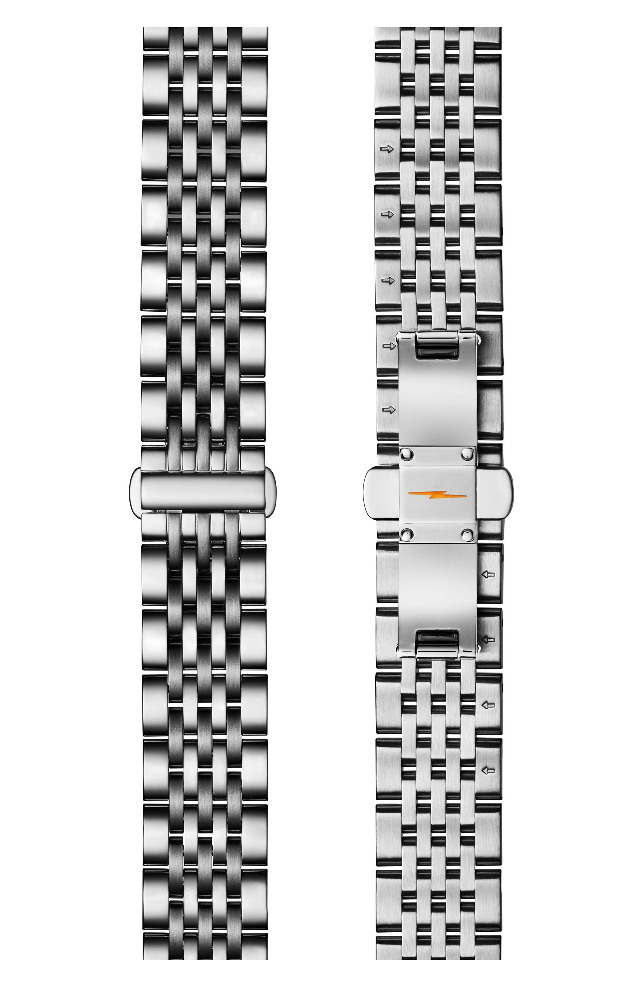 Cass Bracelet Watch, 27mm x 27mm,                             Alternate thumbnail 4, color,                             SILVER/ MOP/ SILVER