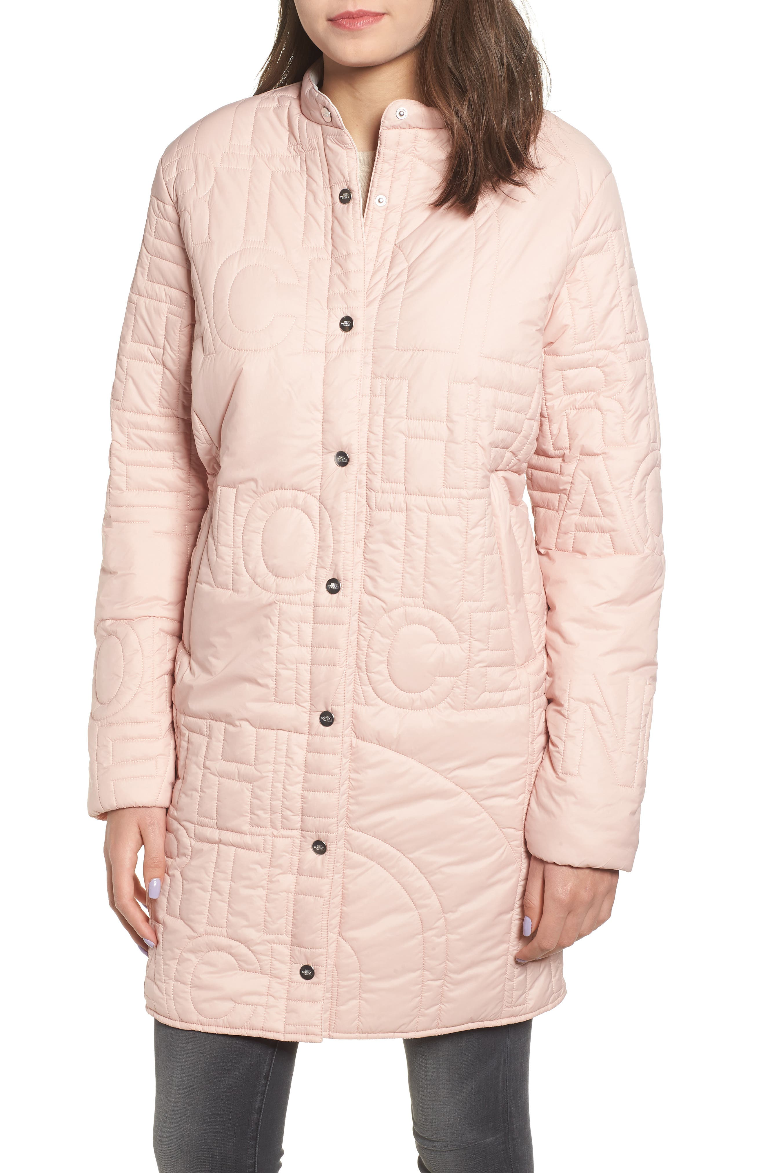 Alphabet City Water Repellent Parka by The North Face