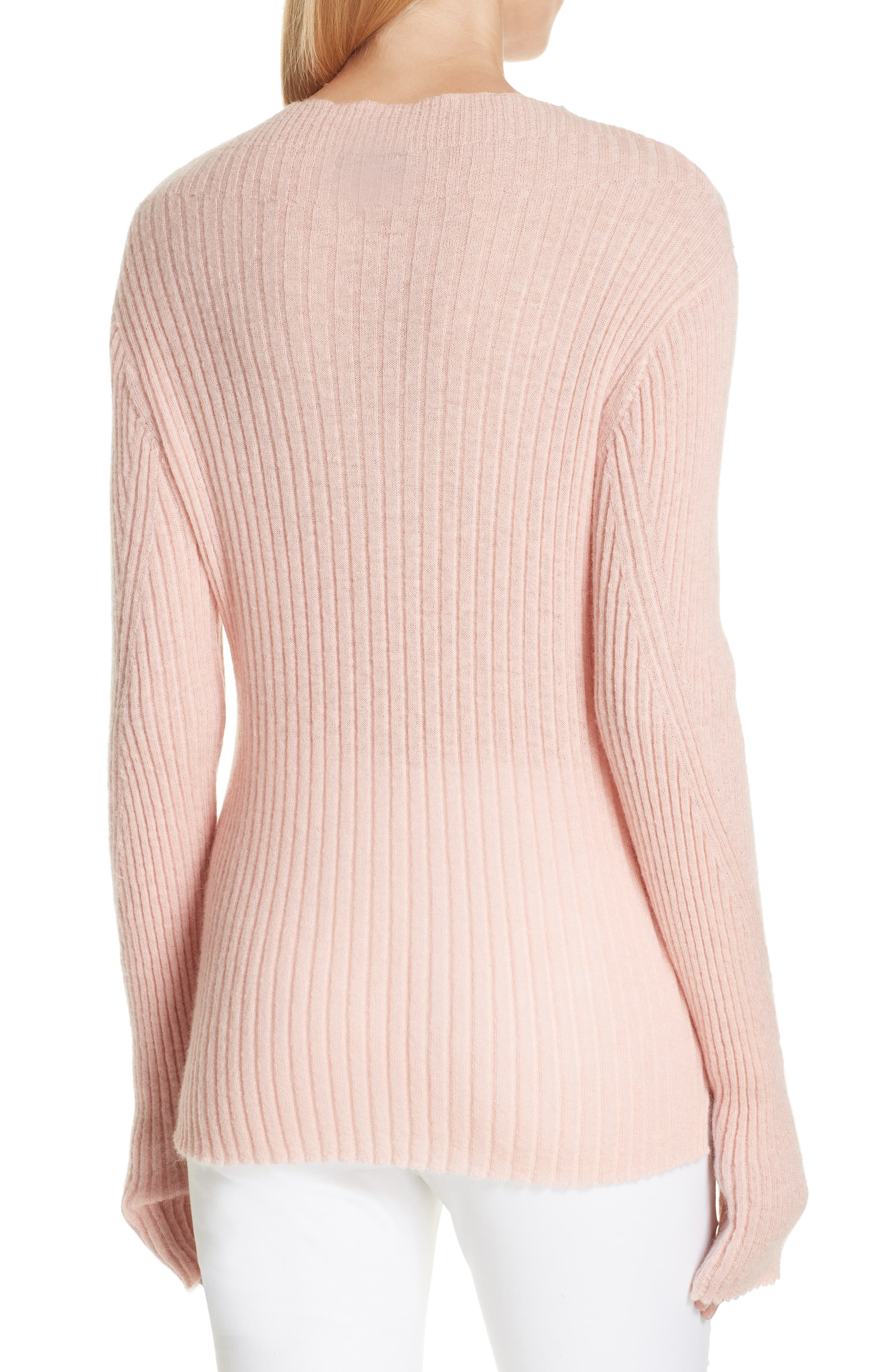 Donna Mohair Blend Sweater,                             Alternate thumbnail 2, color,                             950