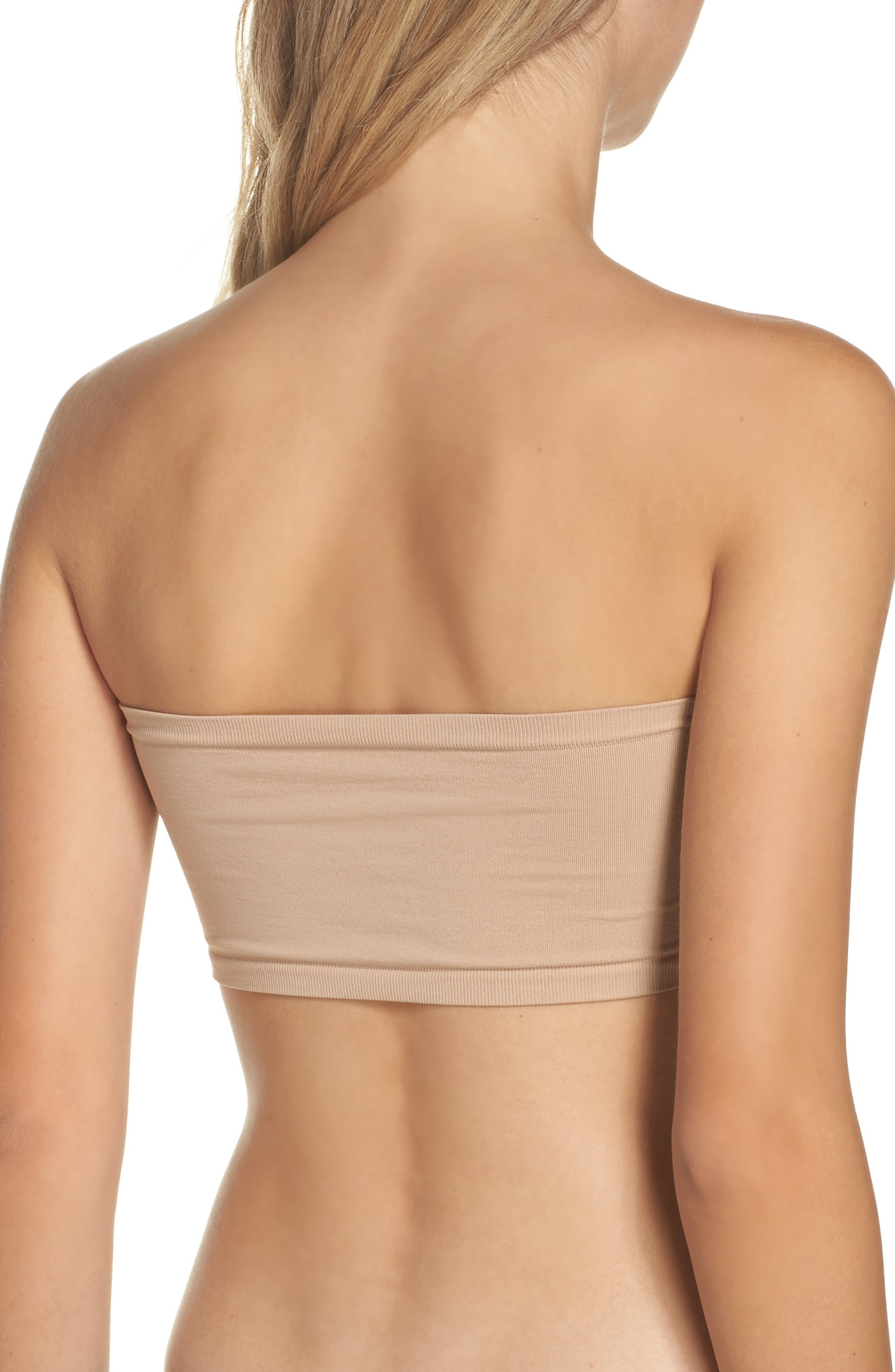 Intimately FP Lace Reversible Seamless Bandeau,                             Alternate thumbnail 13, color,