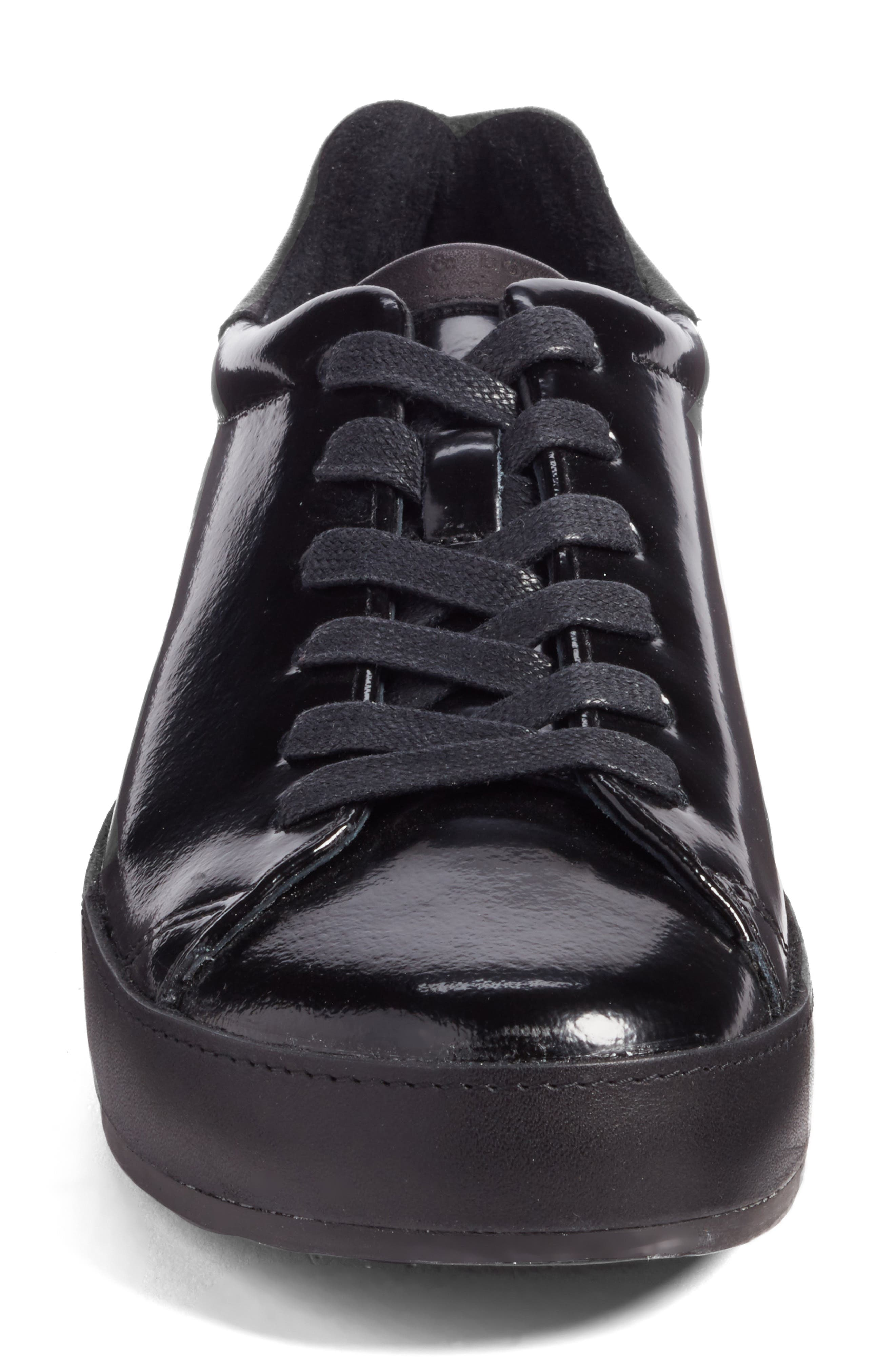 RB1 Low-Top Sneaker,                             Alternate thumbnail 4, color,                             001