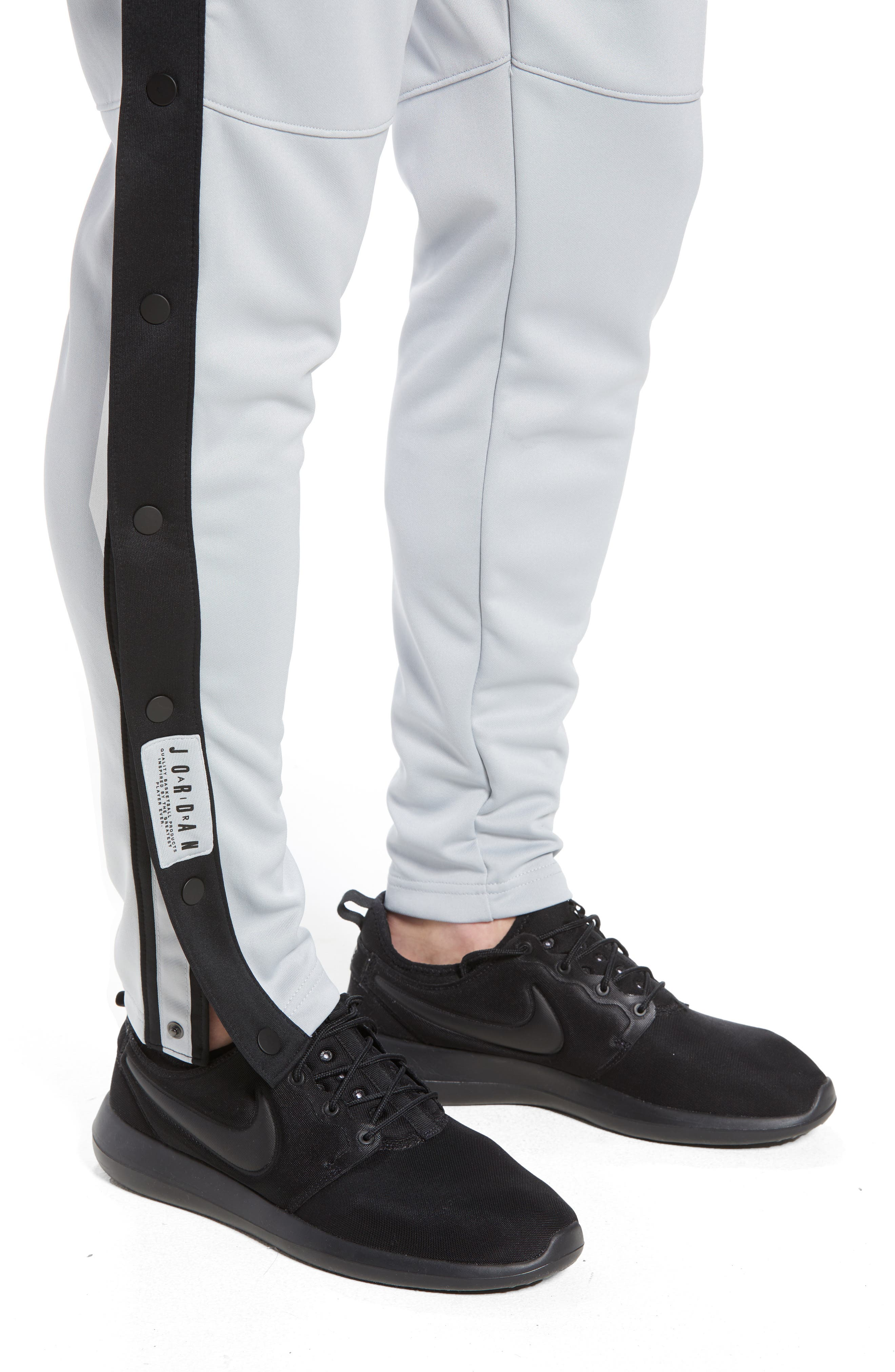 JORDAN,                             Nike Jordan Rise Tear-Away Jogger Pants,                             Alternate thumbnail 4, color,                             020