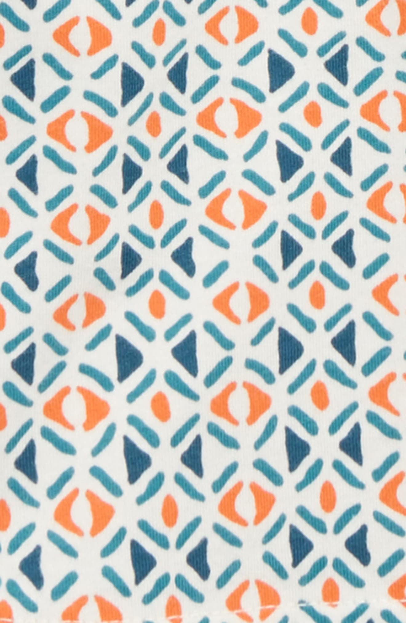 Geometric Print Polo,                             Alternate thumbnail 2, color,                             300